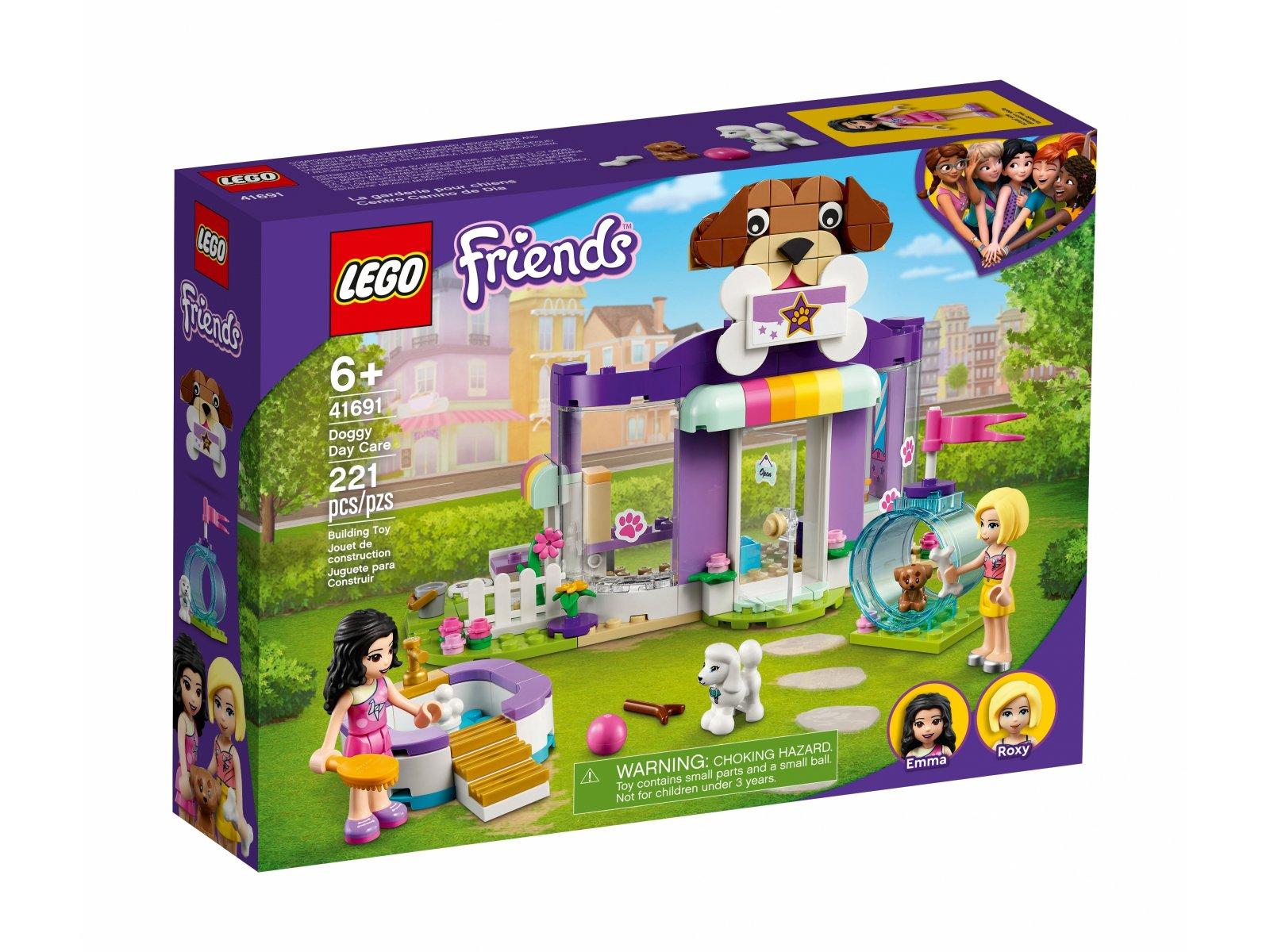 LEGO 41691 Świetlica dla psów