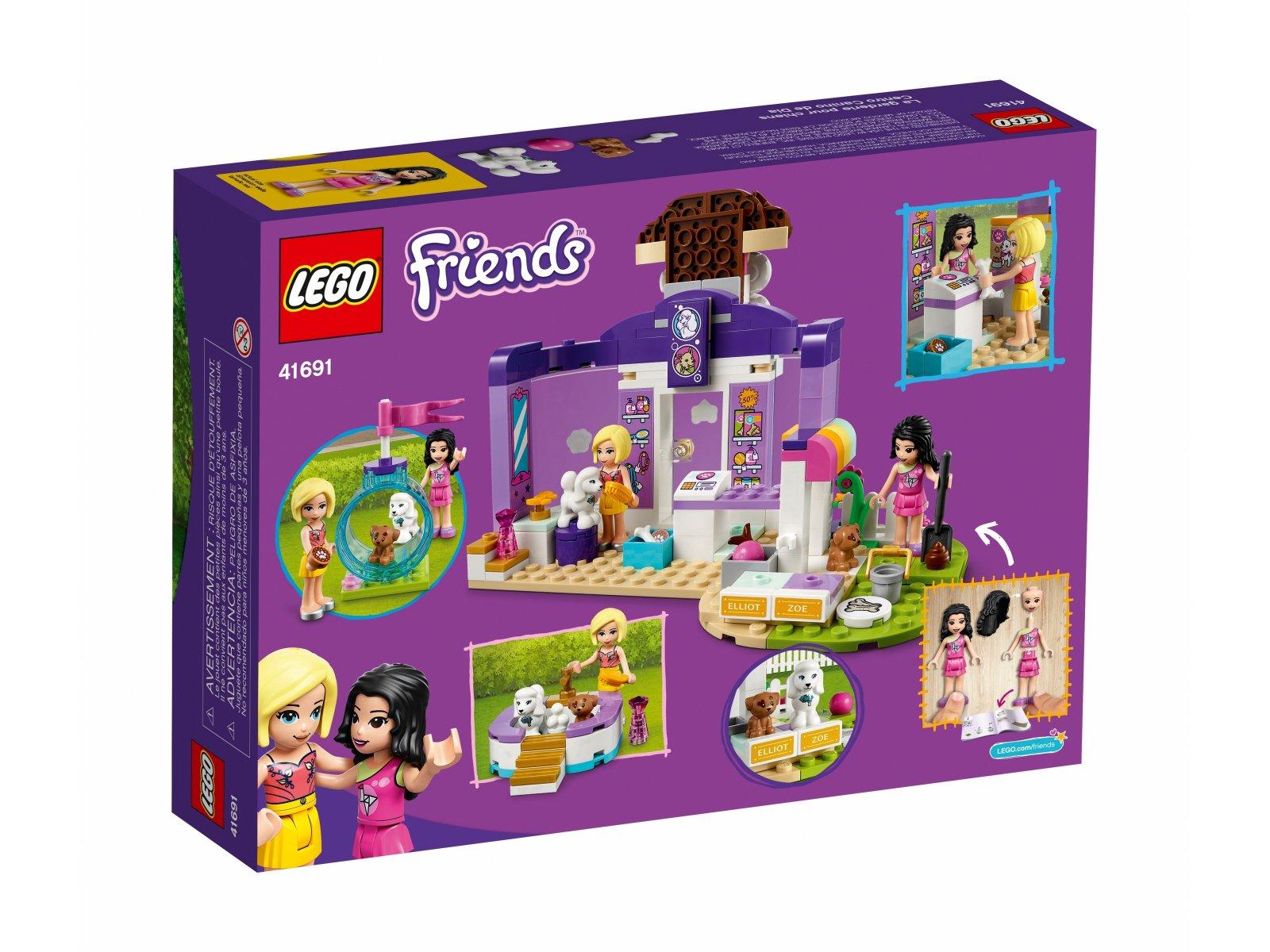 LEGO Friends Świetlica dla psów 41691