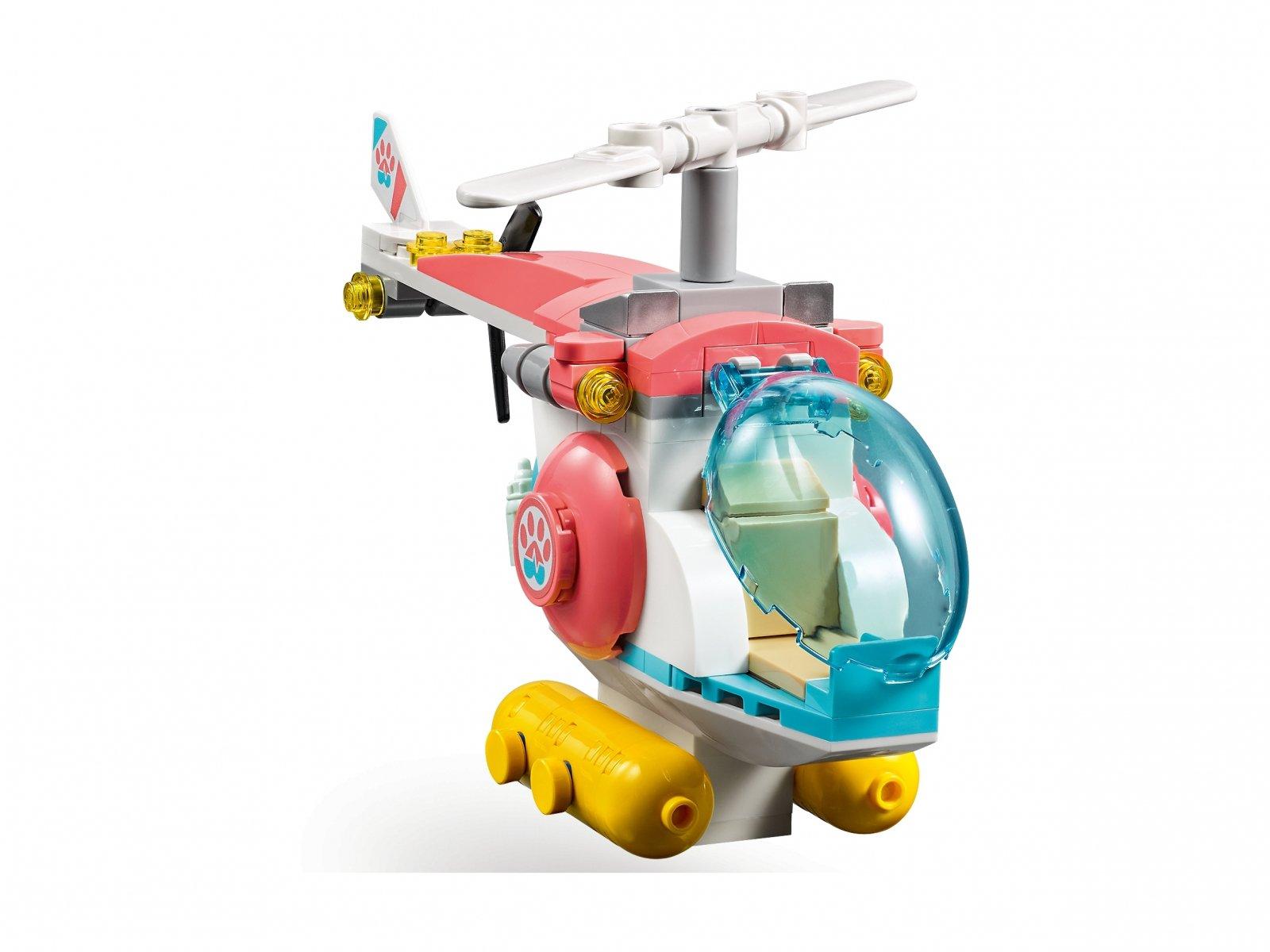 LEGO Friends 41692 Weterynaryjny helikopter ratunkowy