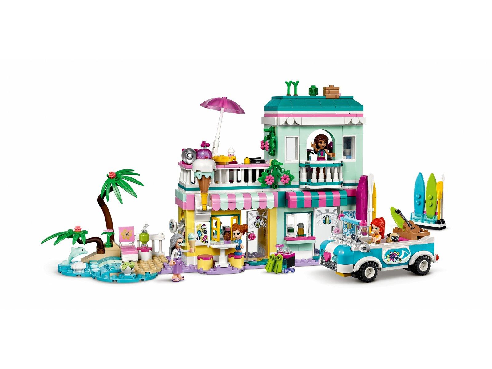 LEGO Friends 41693 Nabrzeże surferów