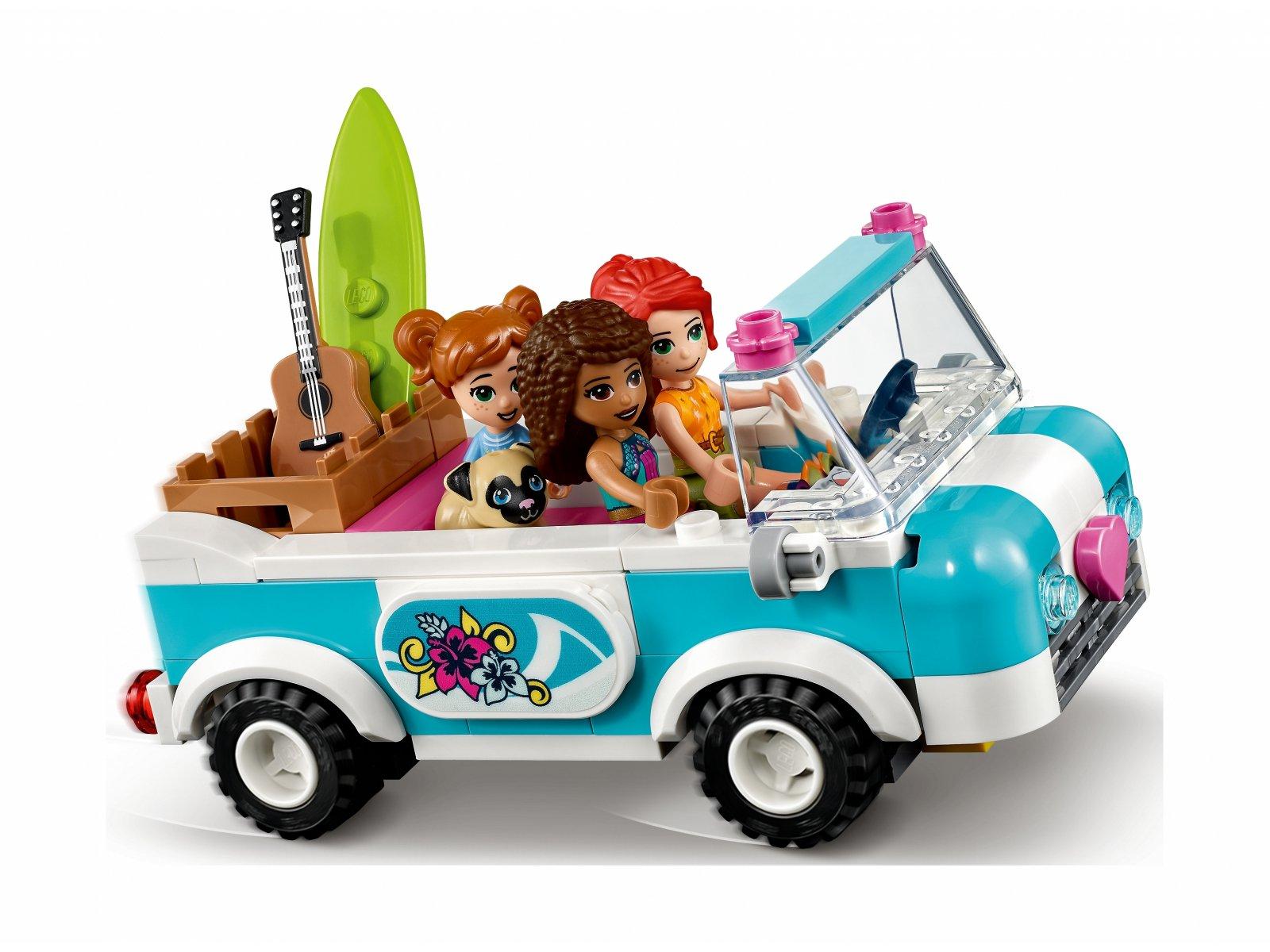 LEGO 41693 Nabrzeże surferów