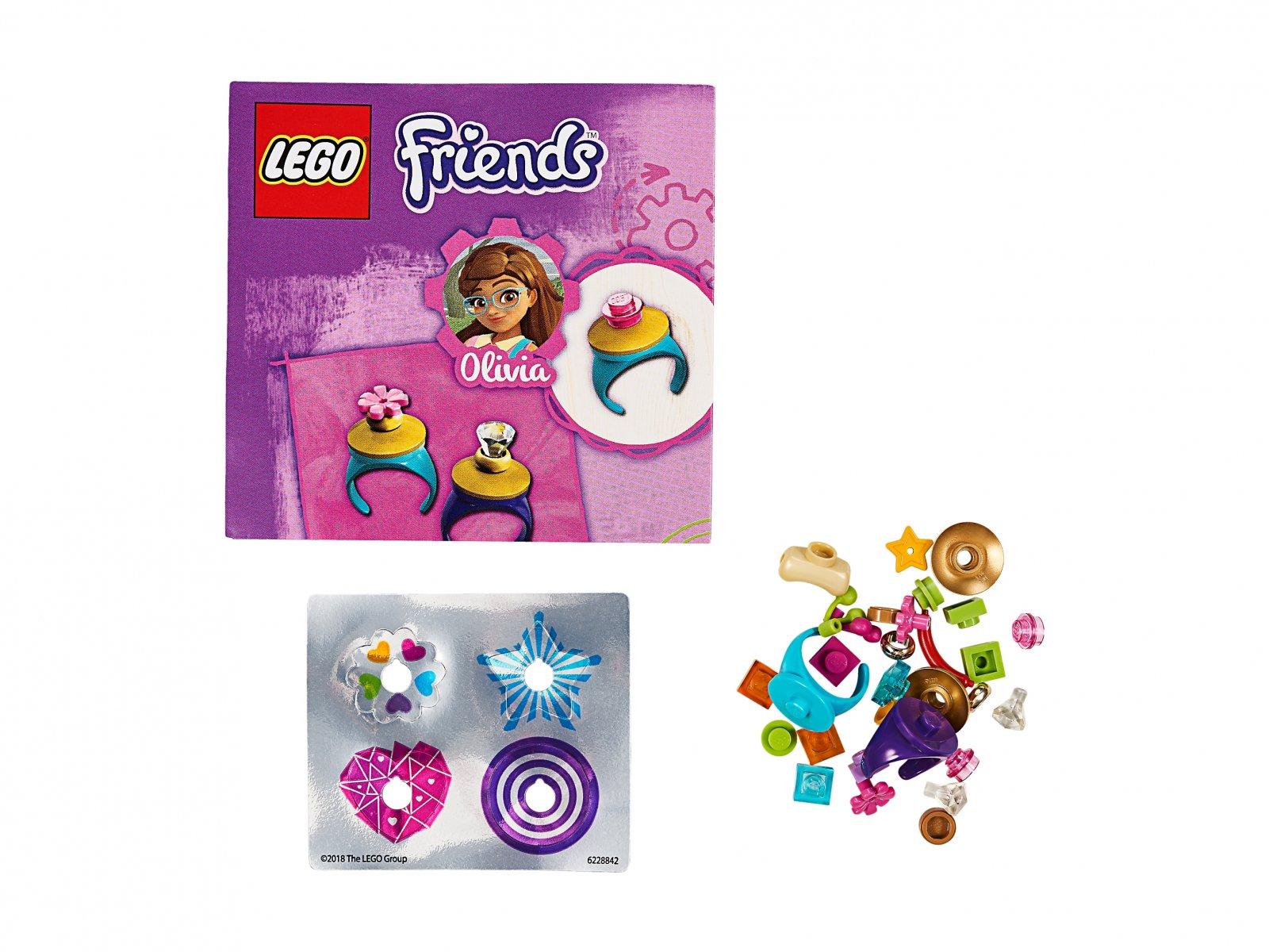 LEGO Friends Pierścionki przyjaźni 5005237