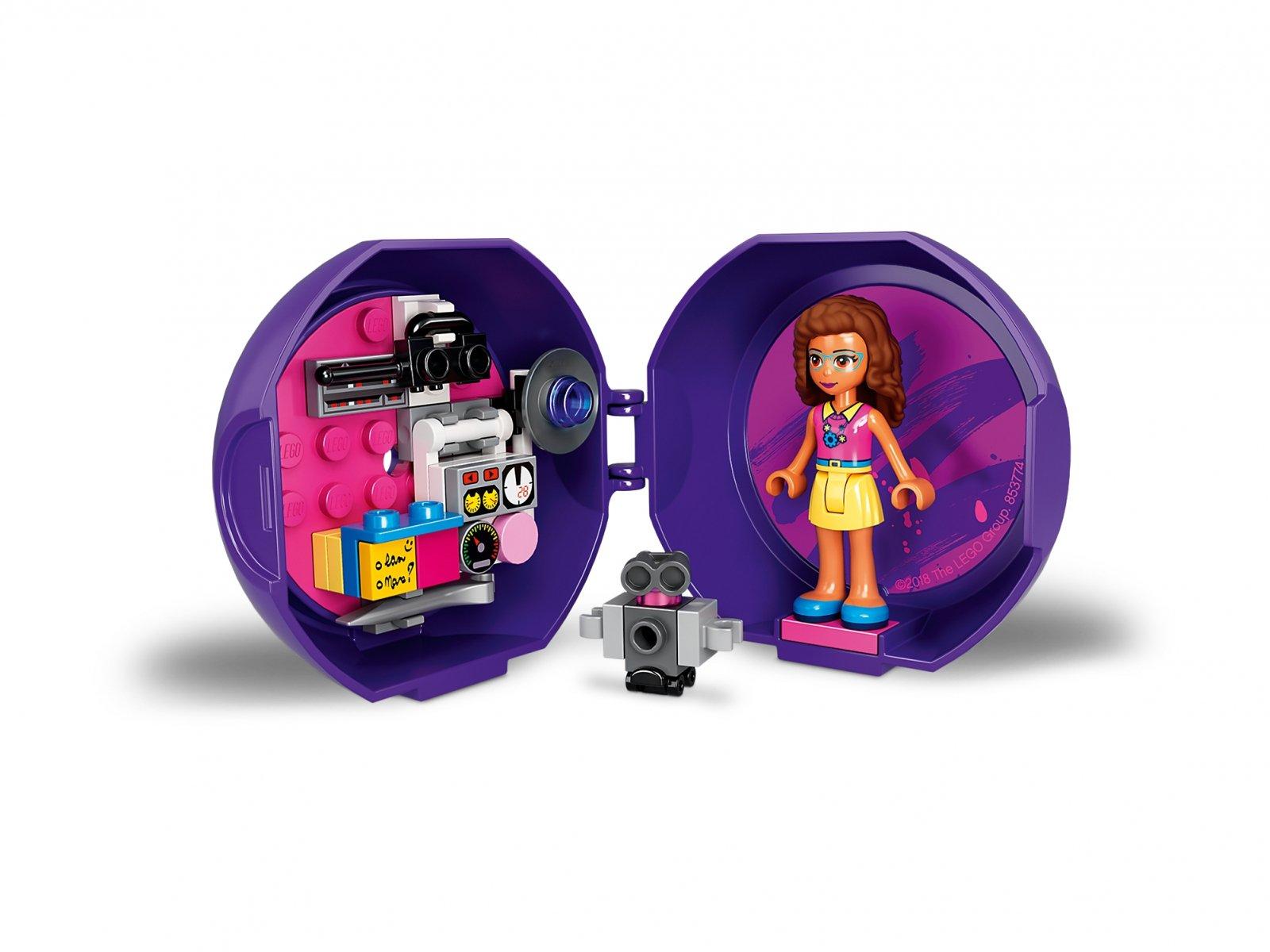 LEGO Friends Satelita Olivii - kapsuła