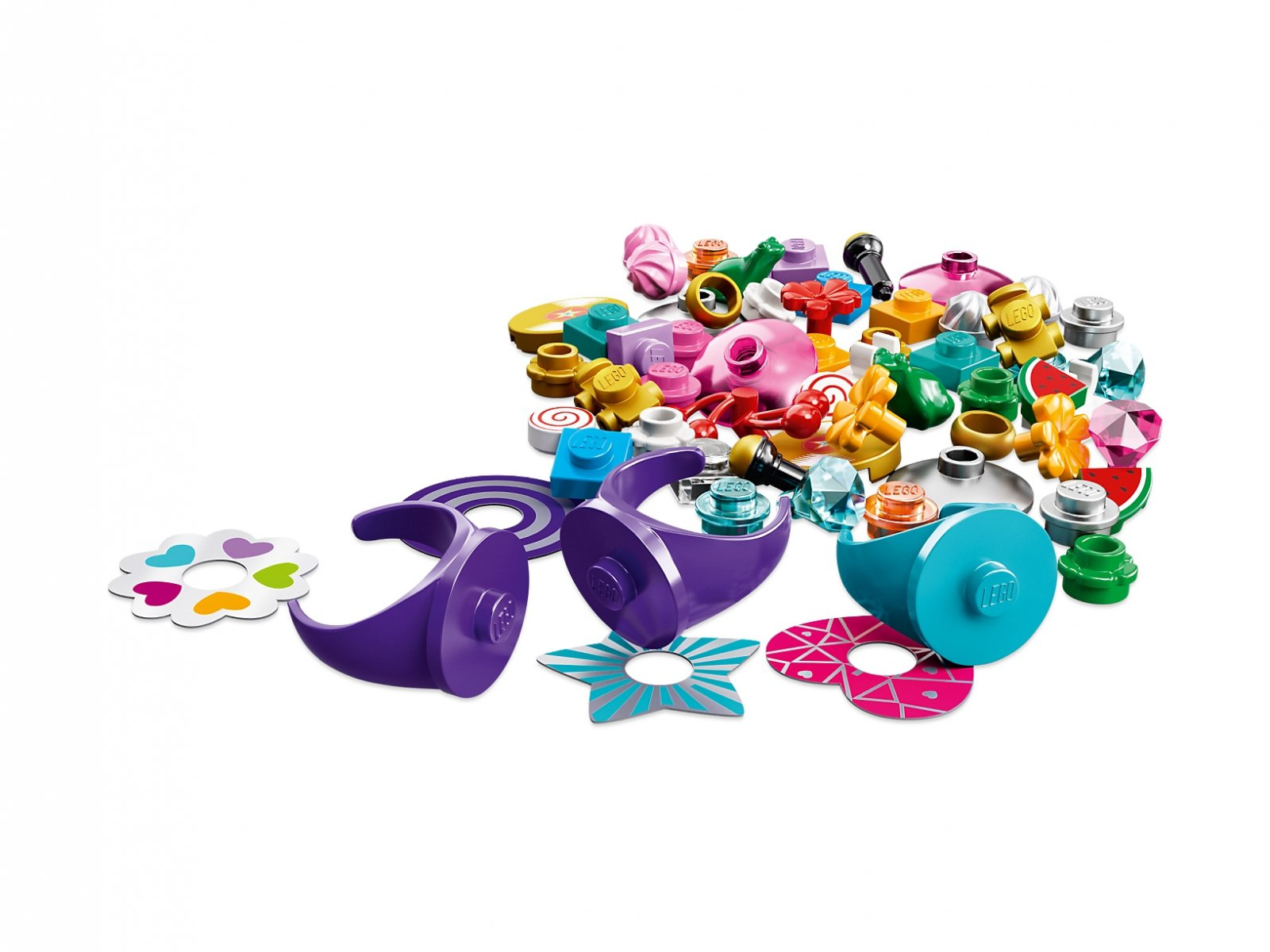 LEGO Friends 853780 Kreatywne pierścionki