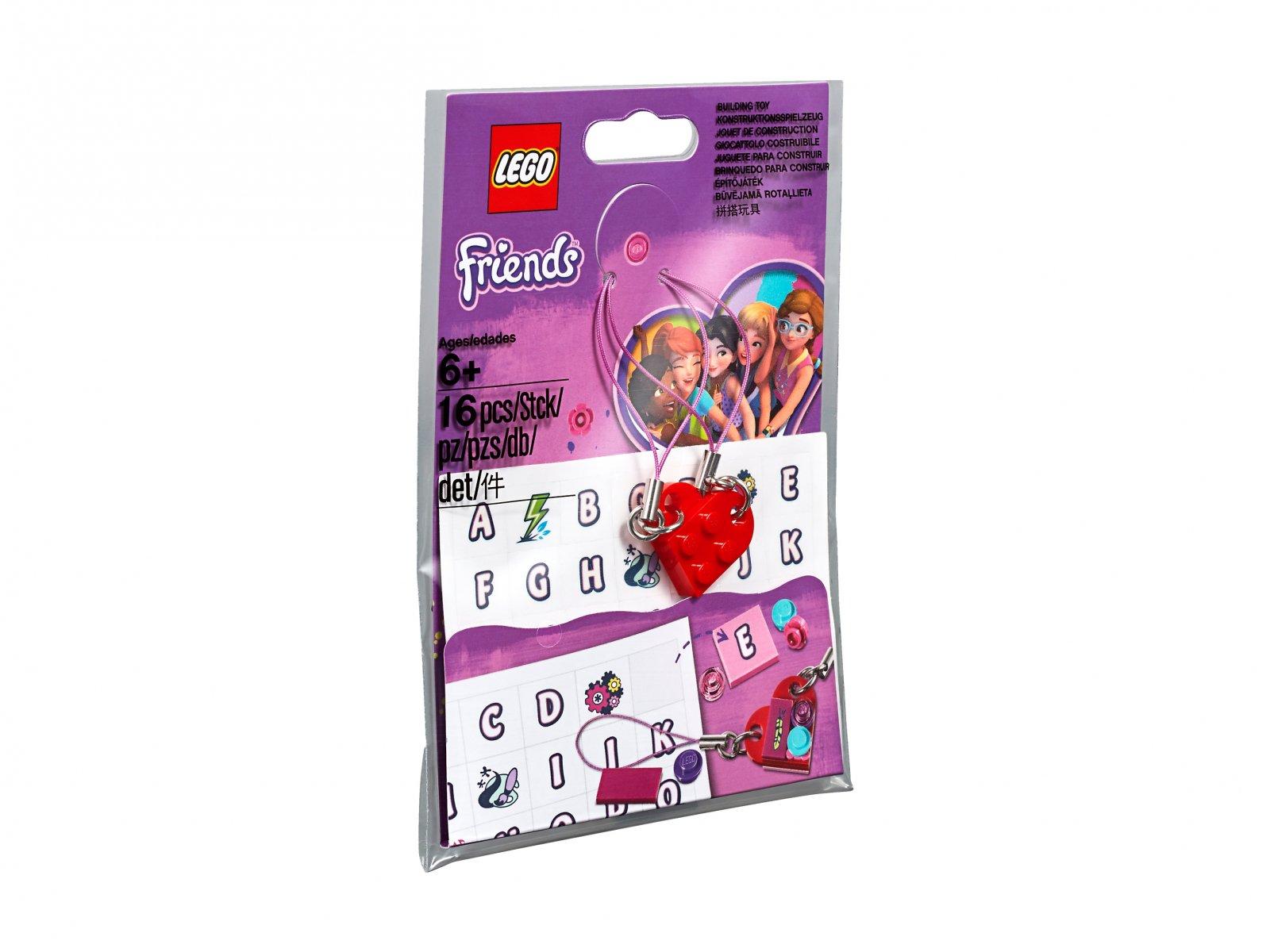 LEGO Friends Kreatywne breloczki Friends 853881
