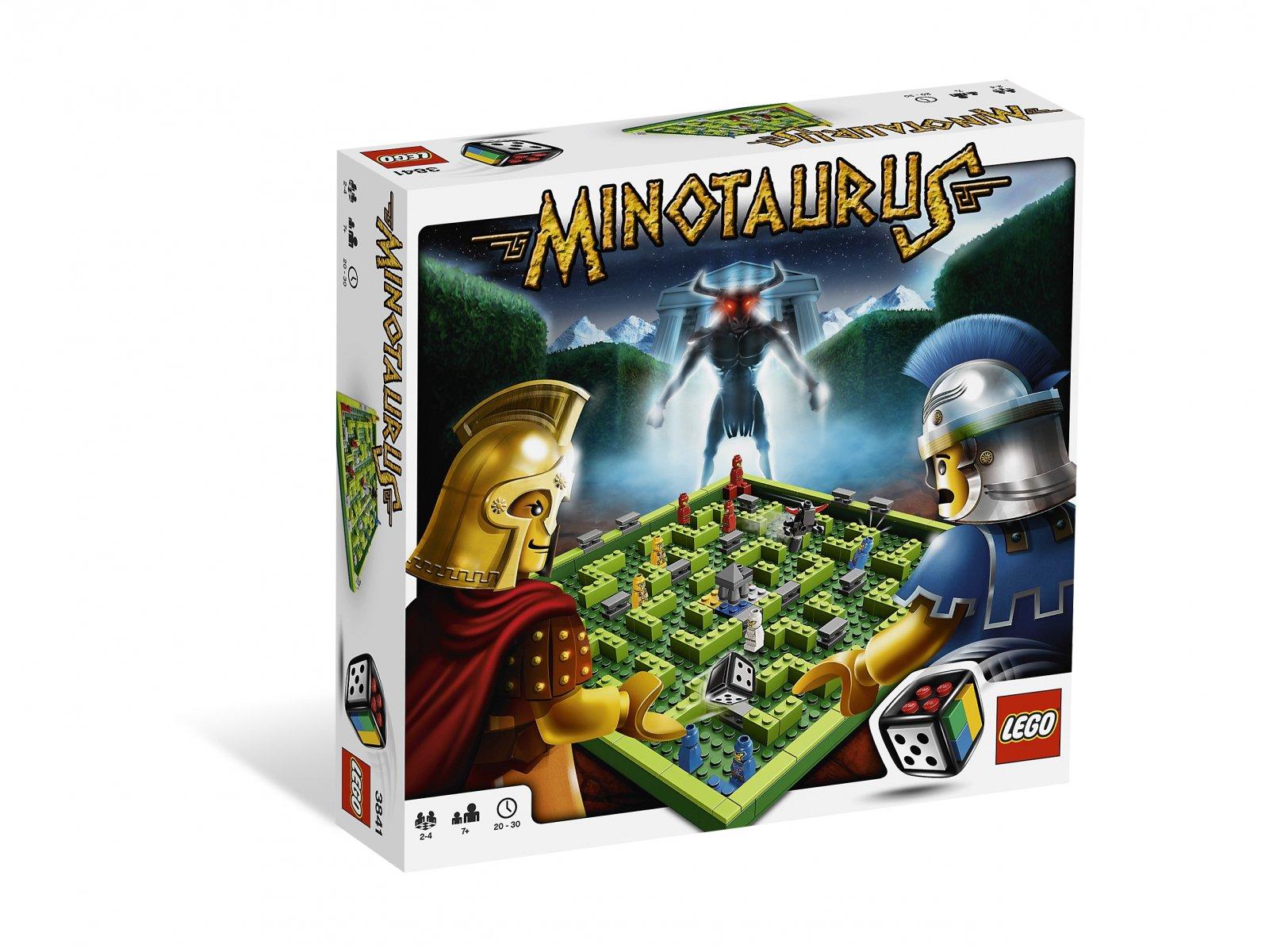 Lego 3841 Games Minotaurus Porownaj Ceny Zklockow Pl
