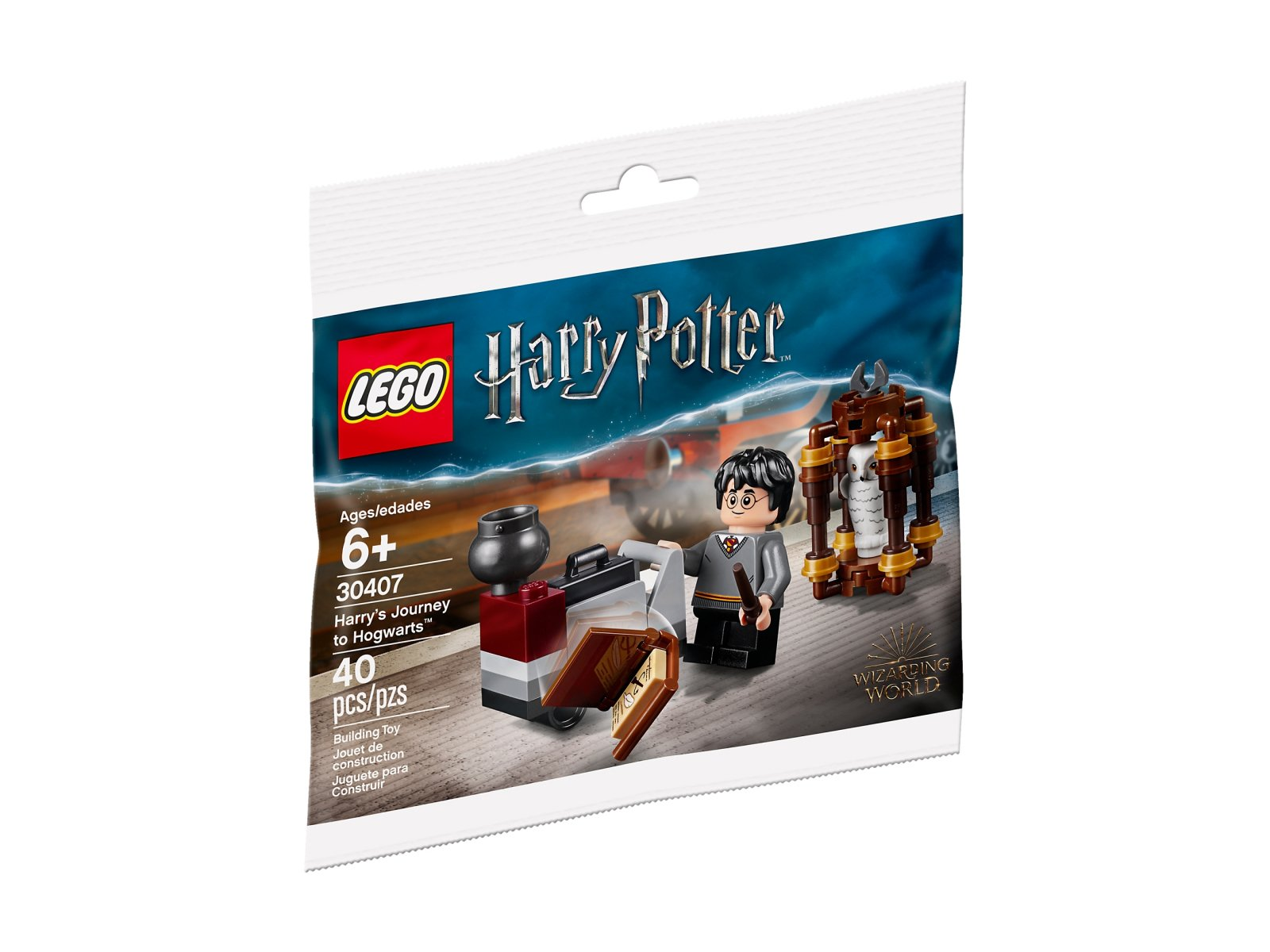 LEGO Harry Potter™ Harry's Journey to Hogwarts™