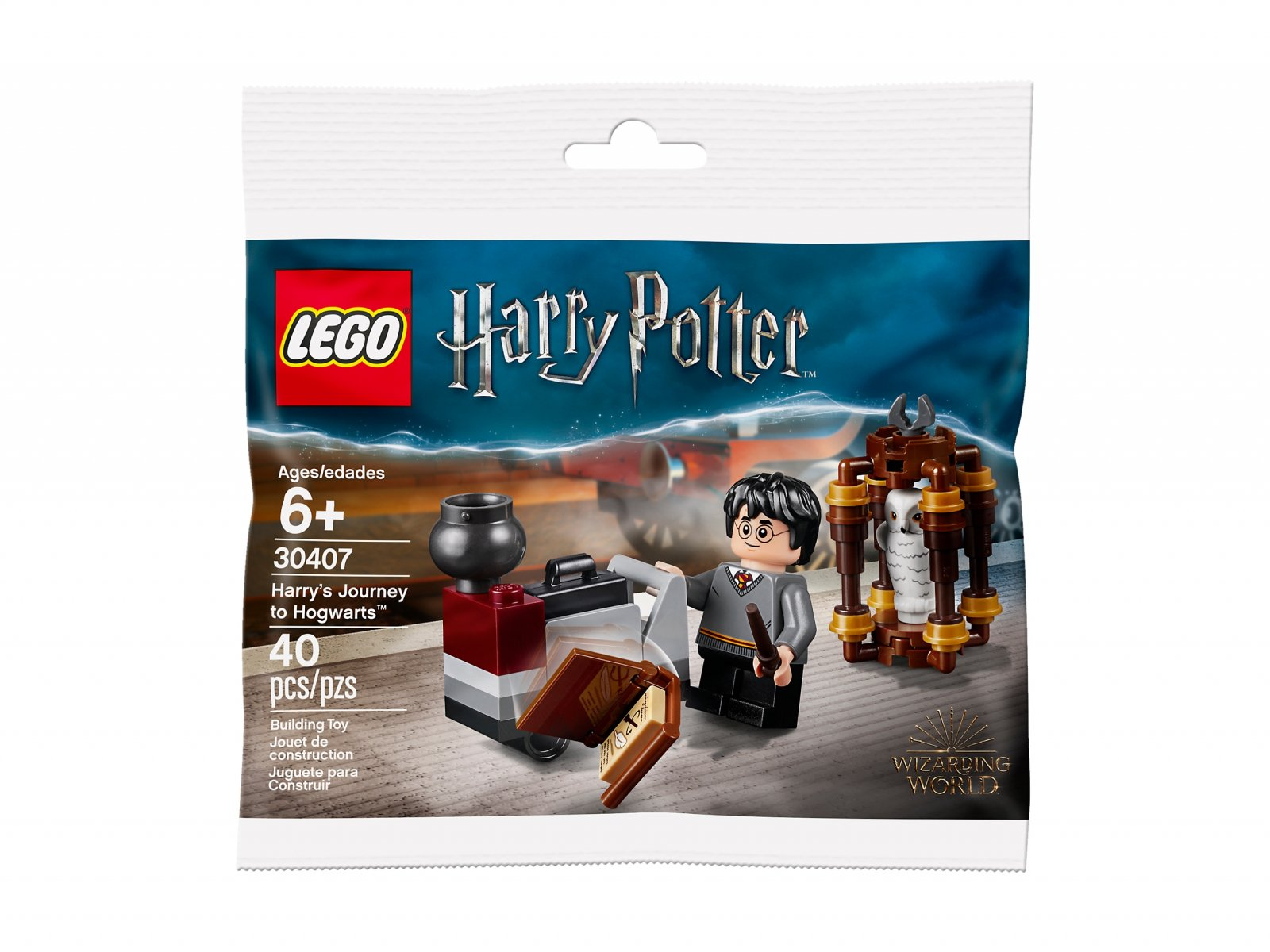 LEGO 30407 Harry's Journey to Hogwarts™