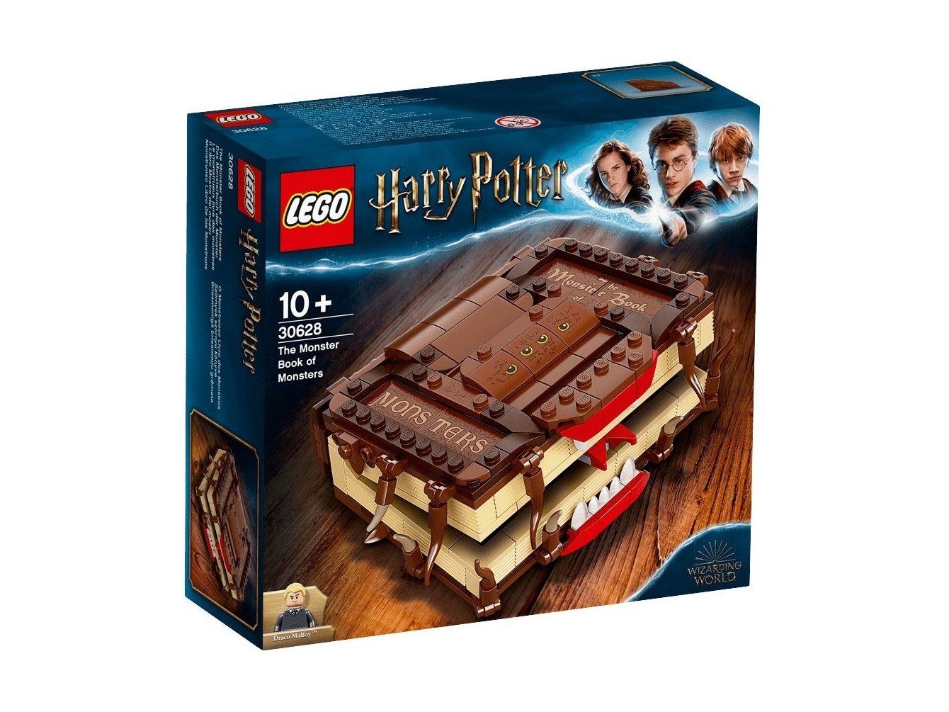 LEGO Harry Potter Potworna księga potworów 30628
