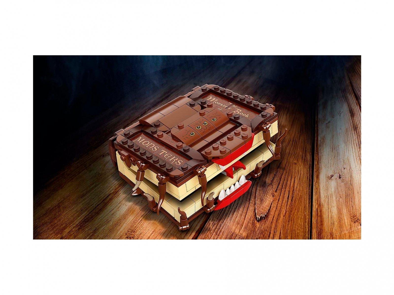 LEGO 30628 Harry Potter Potworna księga potworów