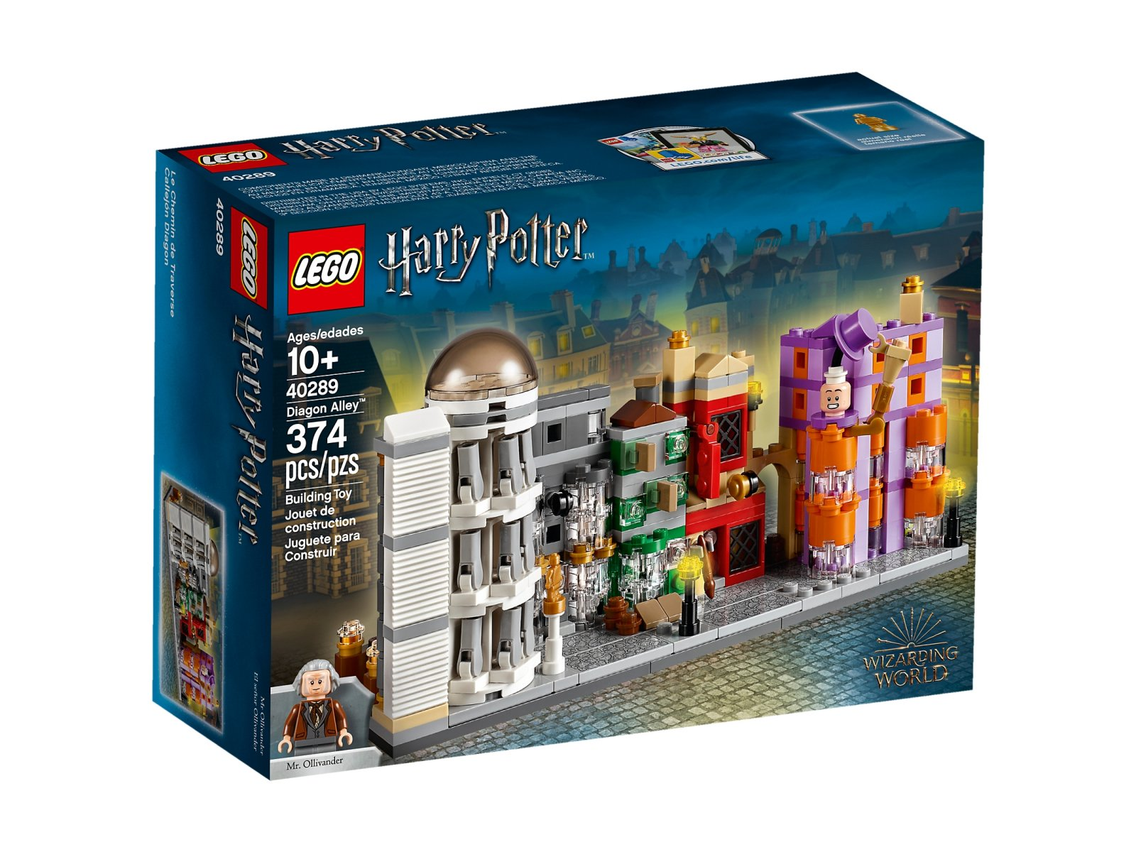 LEGO Harry Potter™ Diagon Alley™