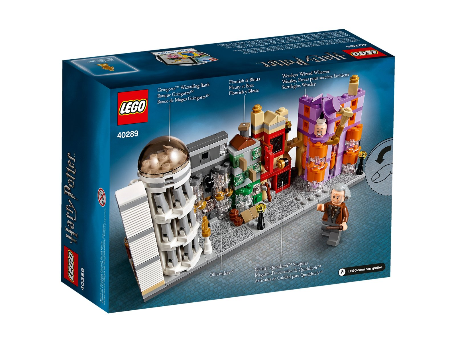 LEGO 40289 Harry Potter™ Diagon Alley™