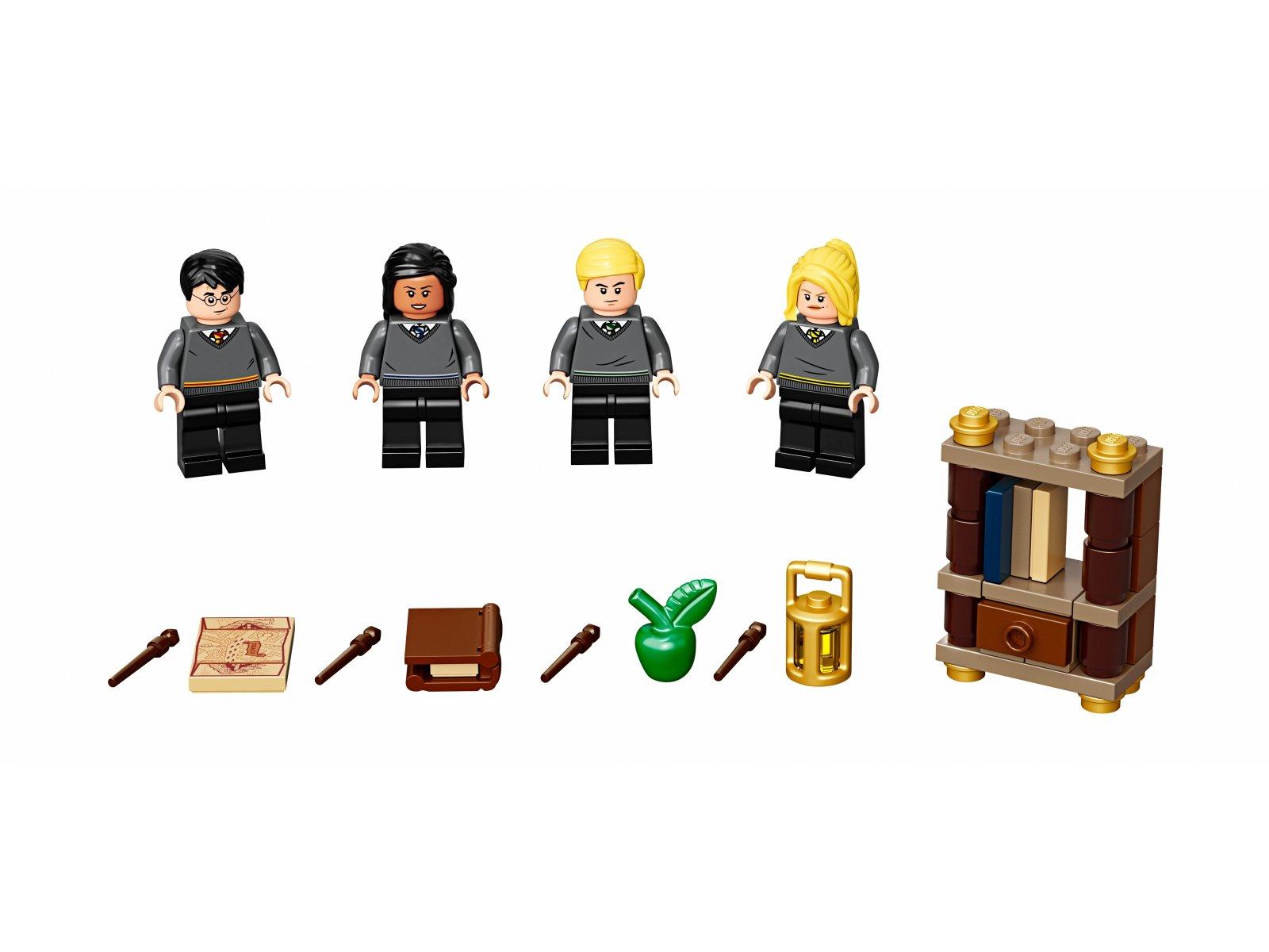 LEGO Harry Potter Uczniowie Hogwartu™ - zestaw akcesoriów 40419