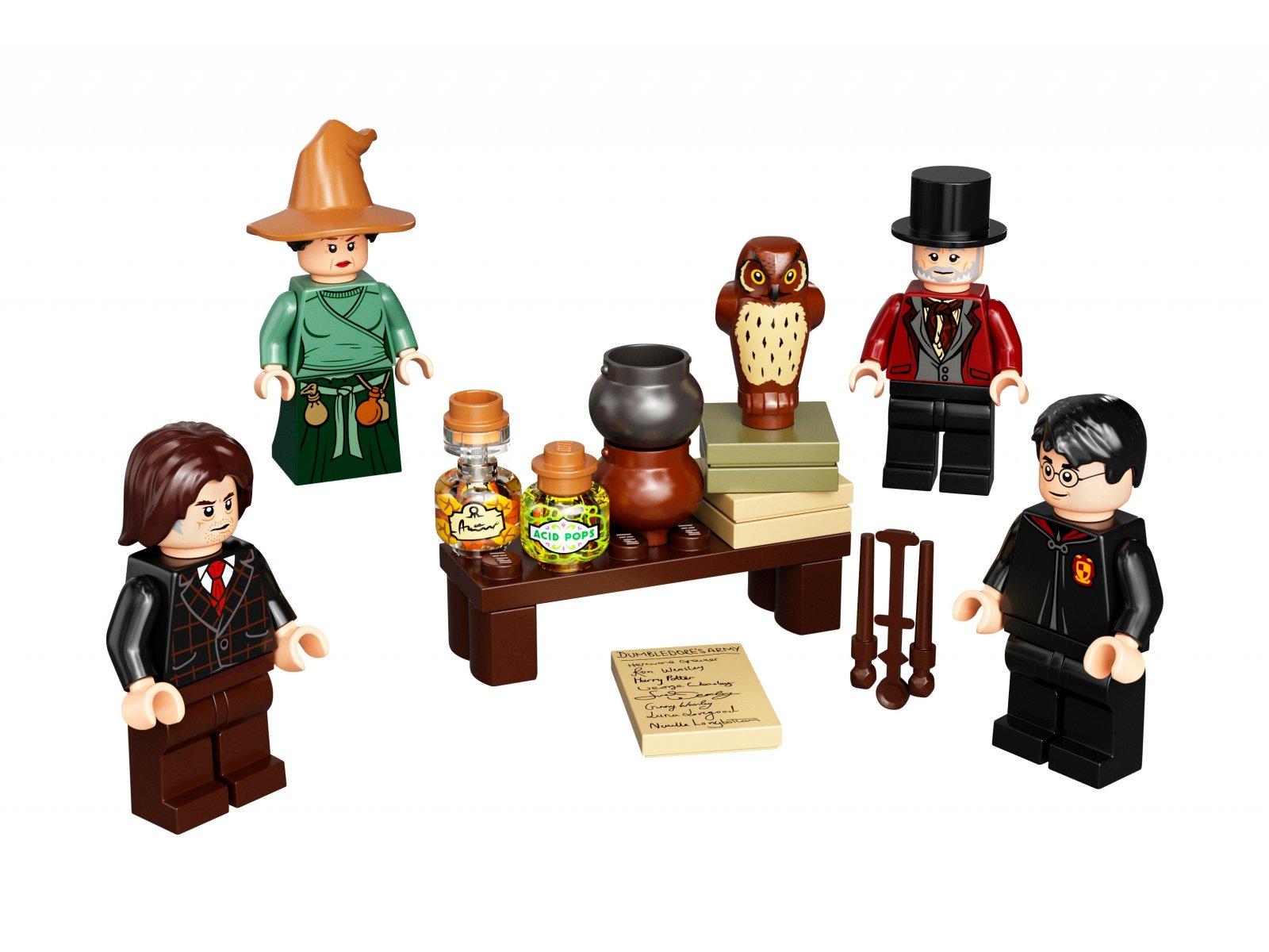 LEGO Harry Potter Akcesoria do minifigurek ze świata czarodziejów 40500
