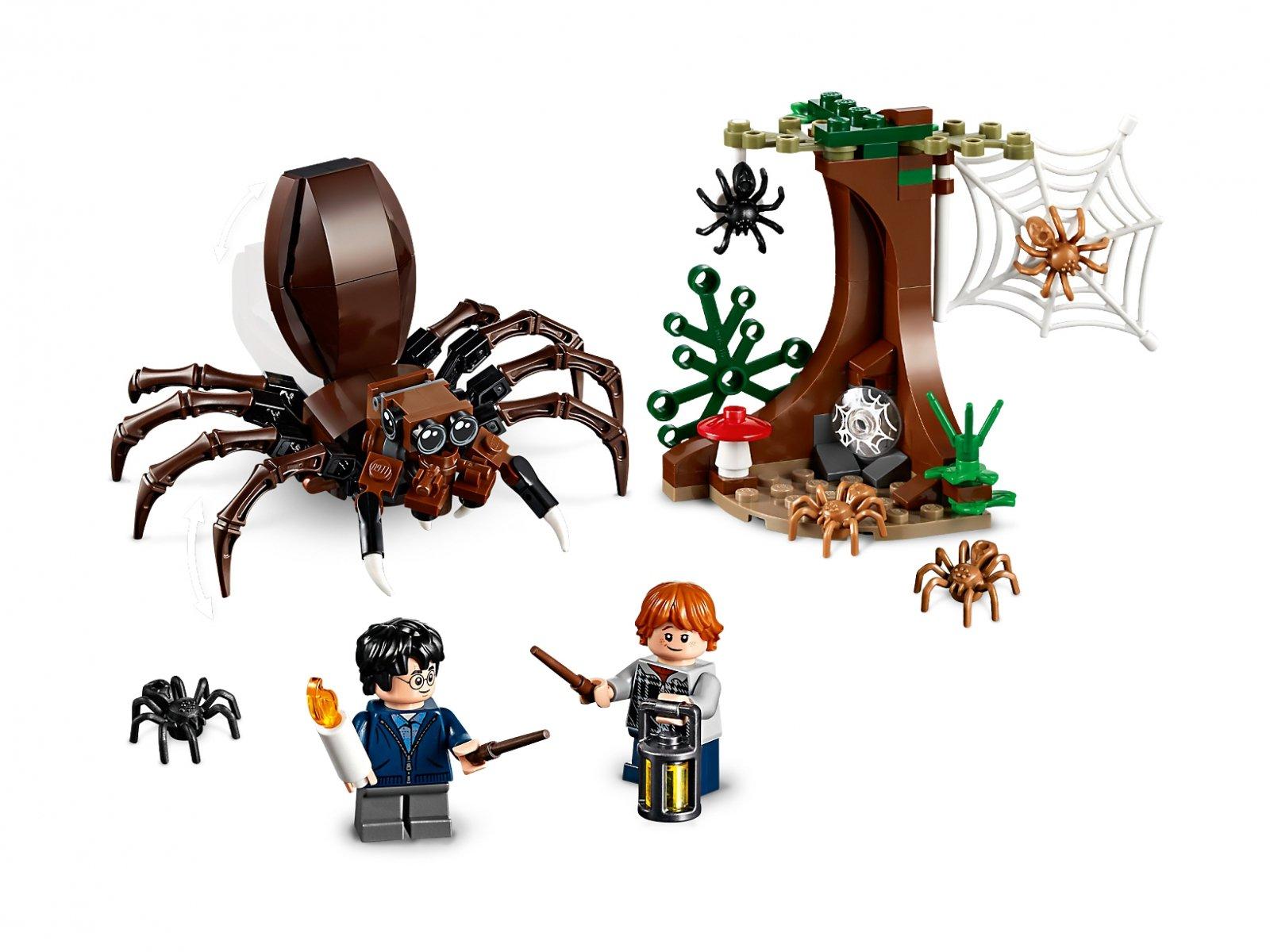 LEGO Harry Potter™ 75950 Legowisko Aragoga