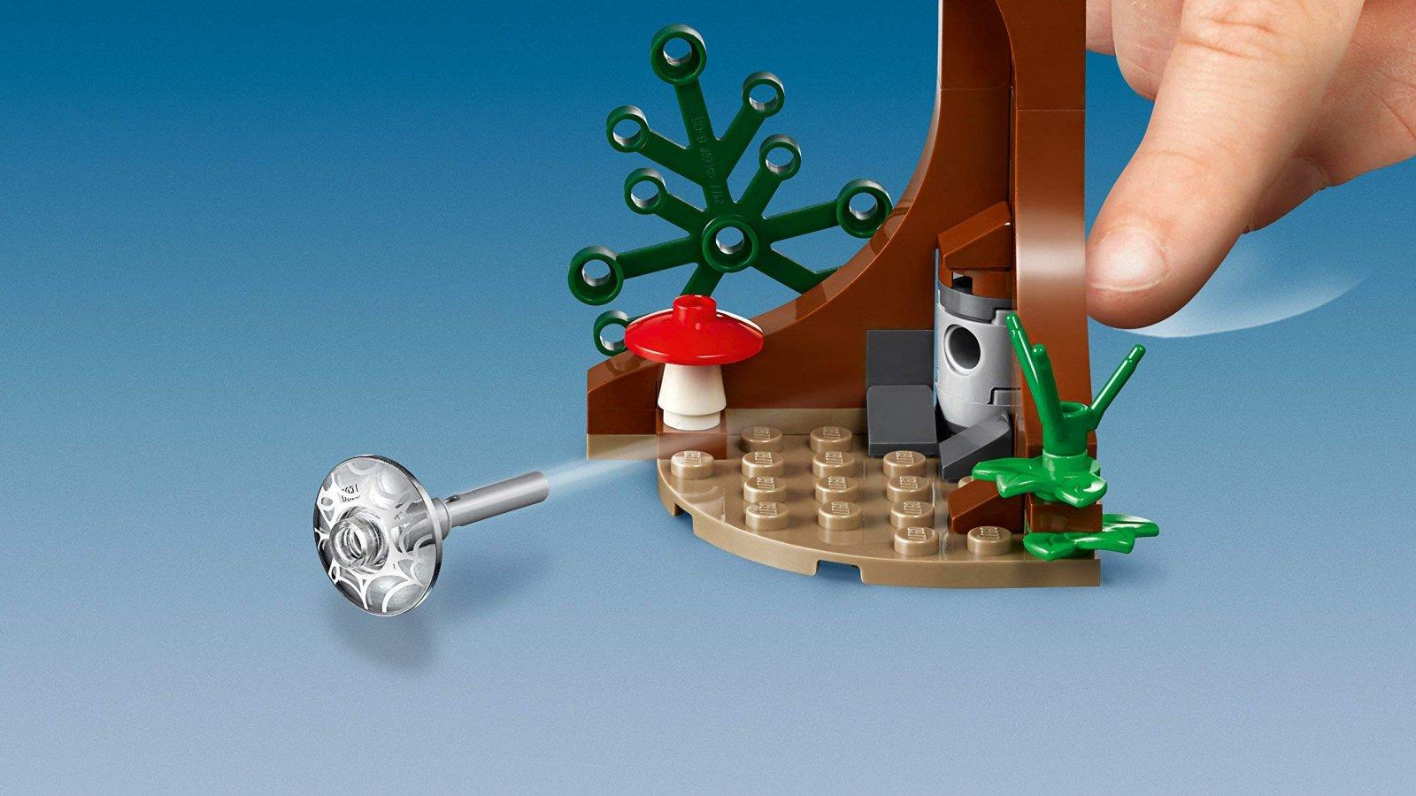 LEGO Harry Potter™ Legowisko Aragoga