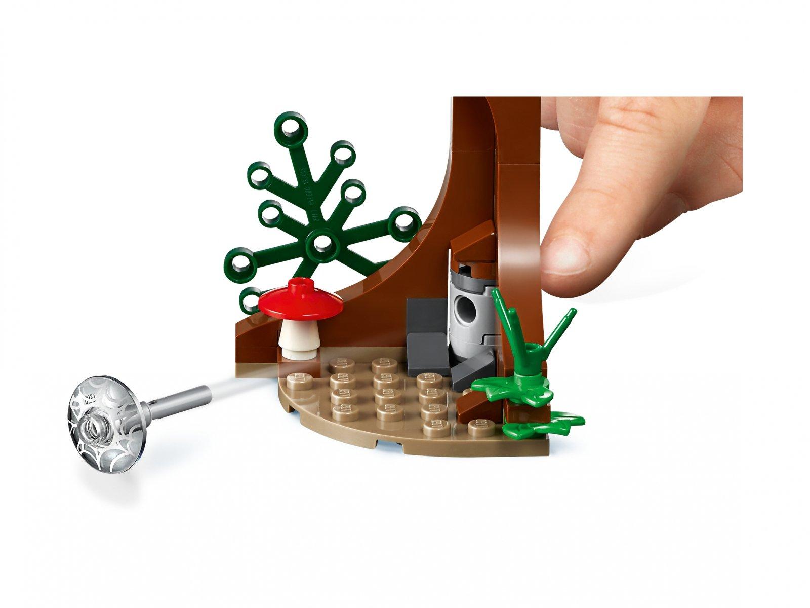 LEGO 75950 - LEGO Harry Potter™ 75950 Legowisko Aragoga - zdjęcie 4