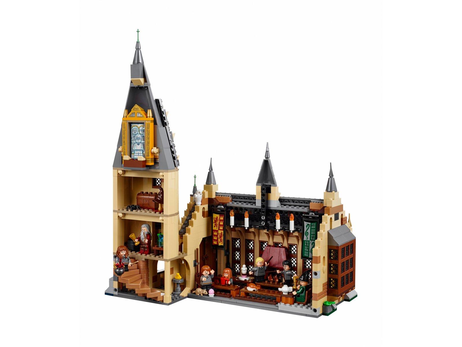 Lego 75954 harry potter wielka sala w hogwarcie for Sala pranzo harry potter