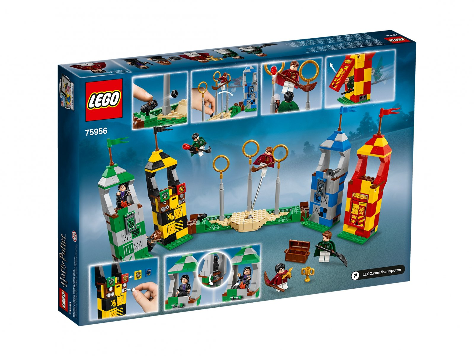 LEGO Harry Potter™ Mecz quidditcha™