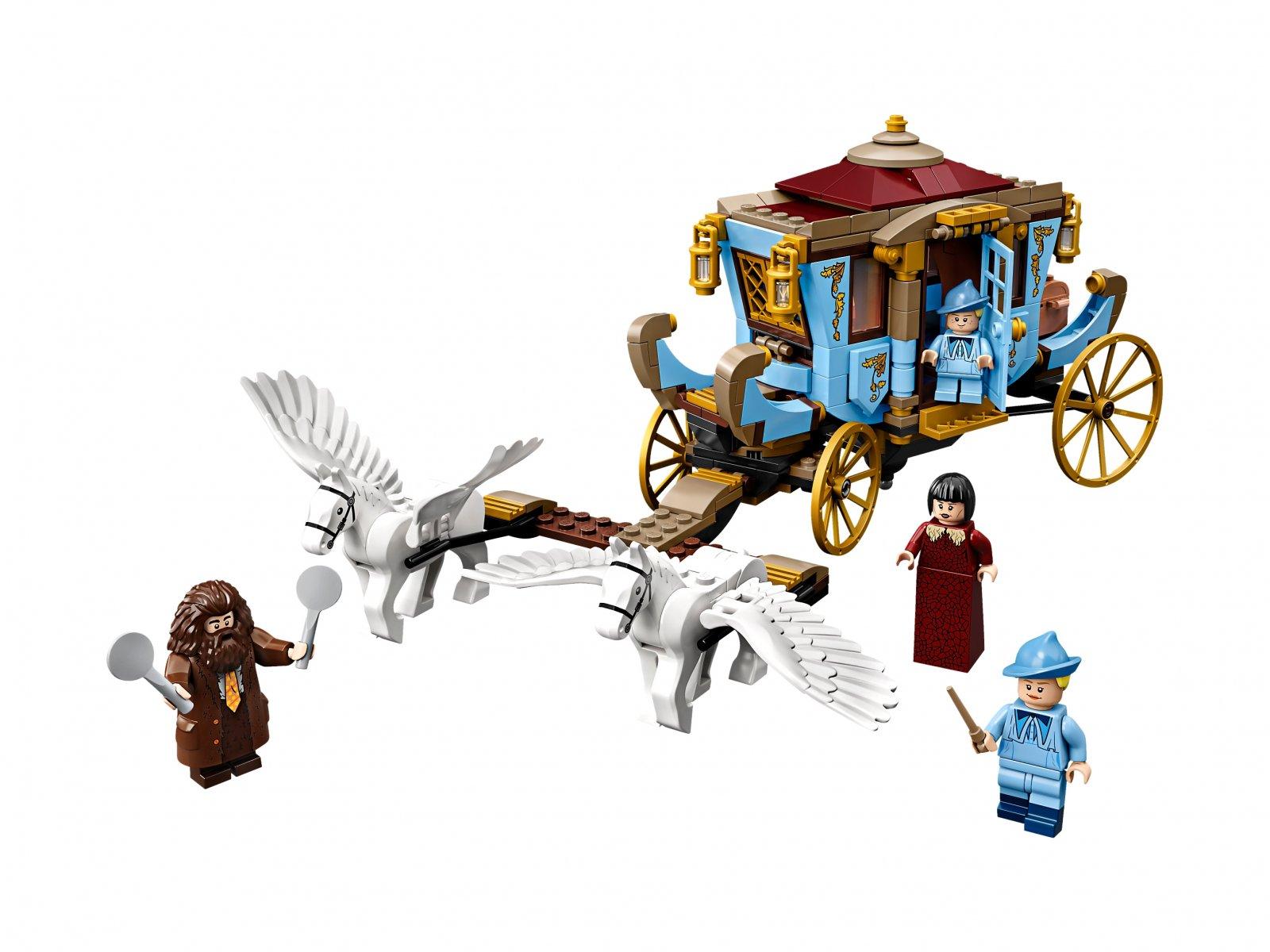 LEGO 75958 Powóz z Beauxbatons: przyjazd do Hogwartu™