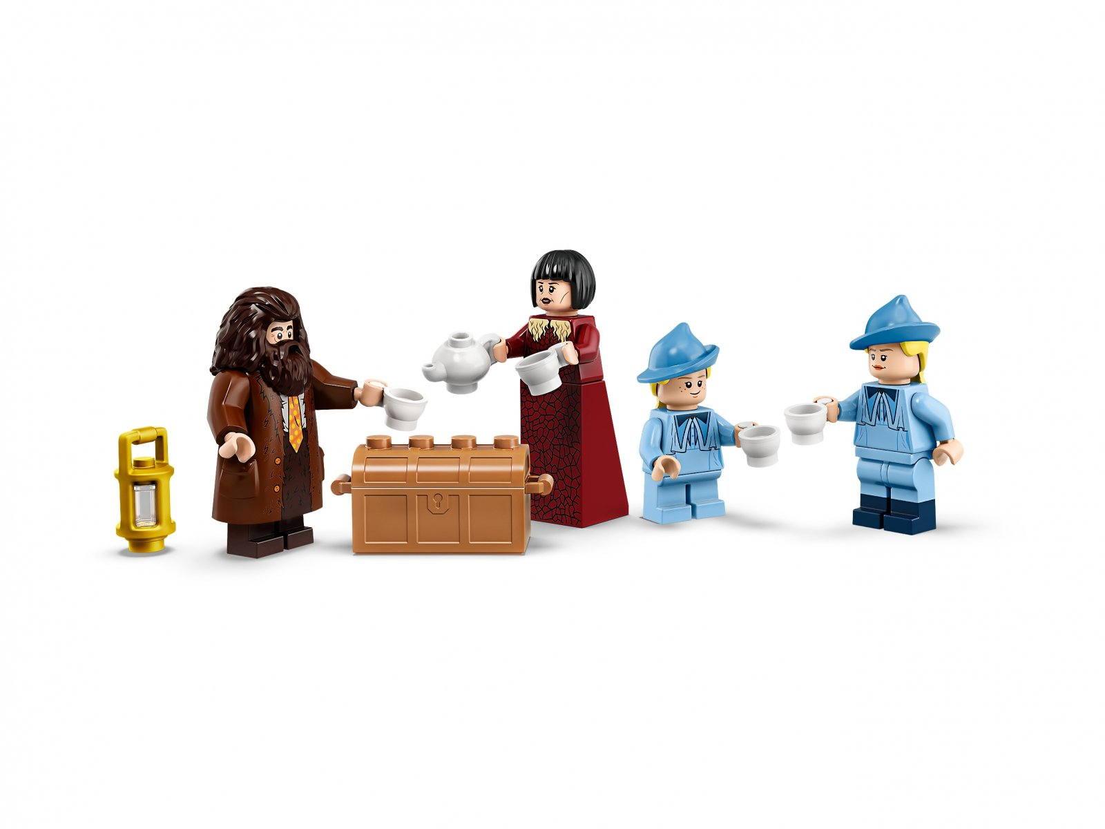 LEGO 75958 Harry Potter™ Powóz z Beauxbatons: przyjazd do Hogwartu™