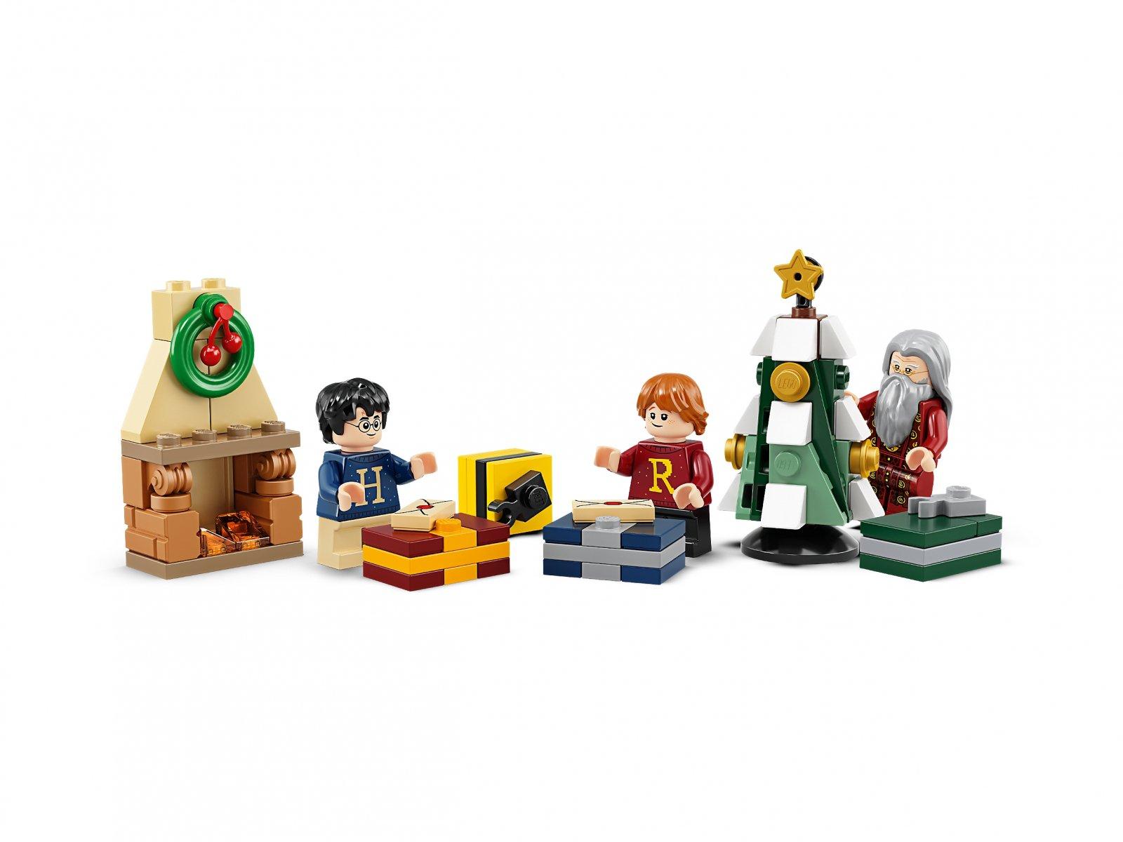 LEGO Harry Potter™ Kalendarz adwentowy 75964