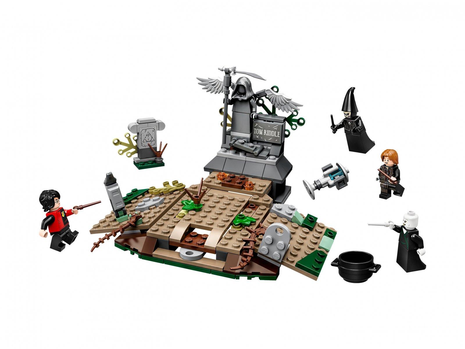 LEGO 75965 Harry Potter™ Powrót Voldemorta™