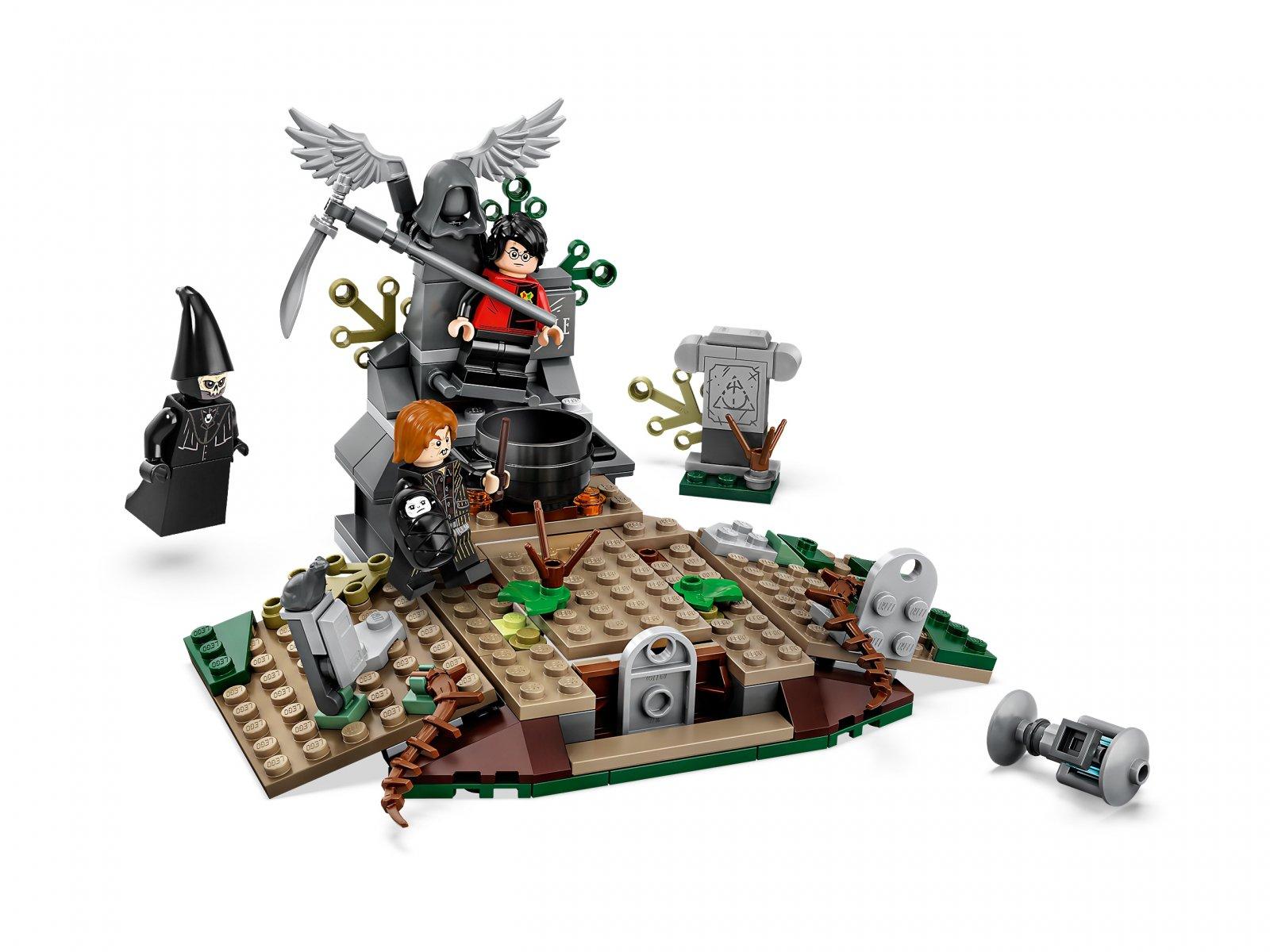 LEGO Harry Potter™ Powrót Voldemorta™ 75965
