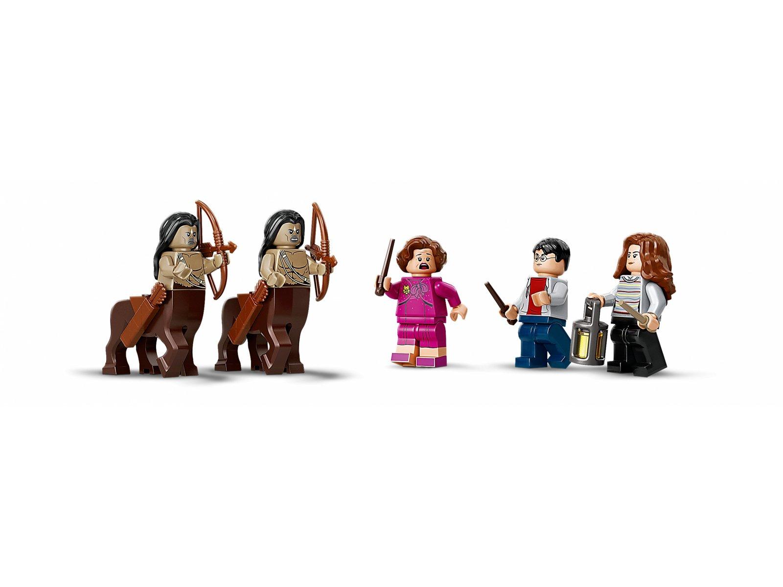 LEGO 75967 Harry Potter™ Zakazany Las: spotkanie Umbridge