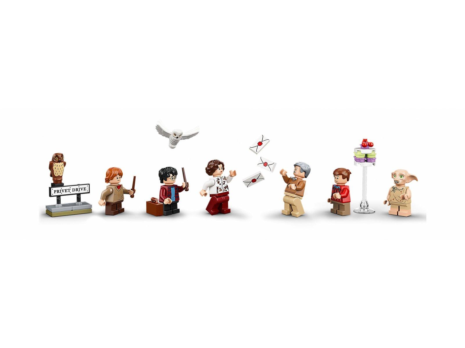 LEGO 75968 Privet Drive 4