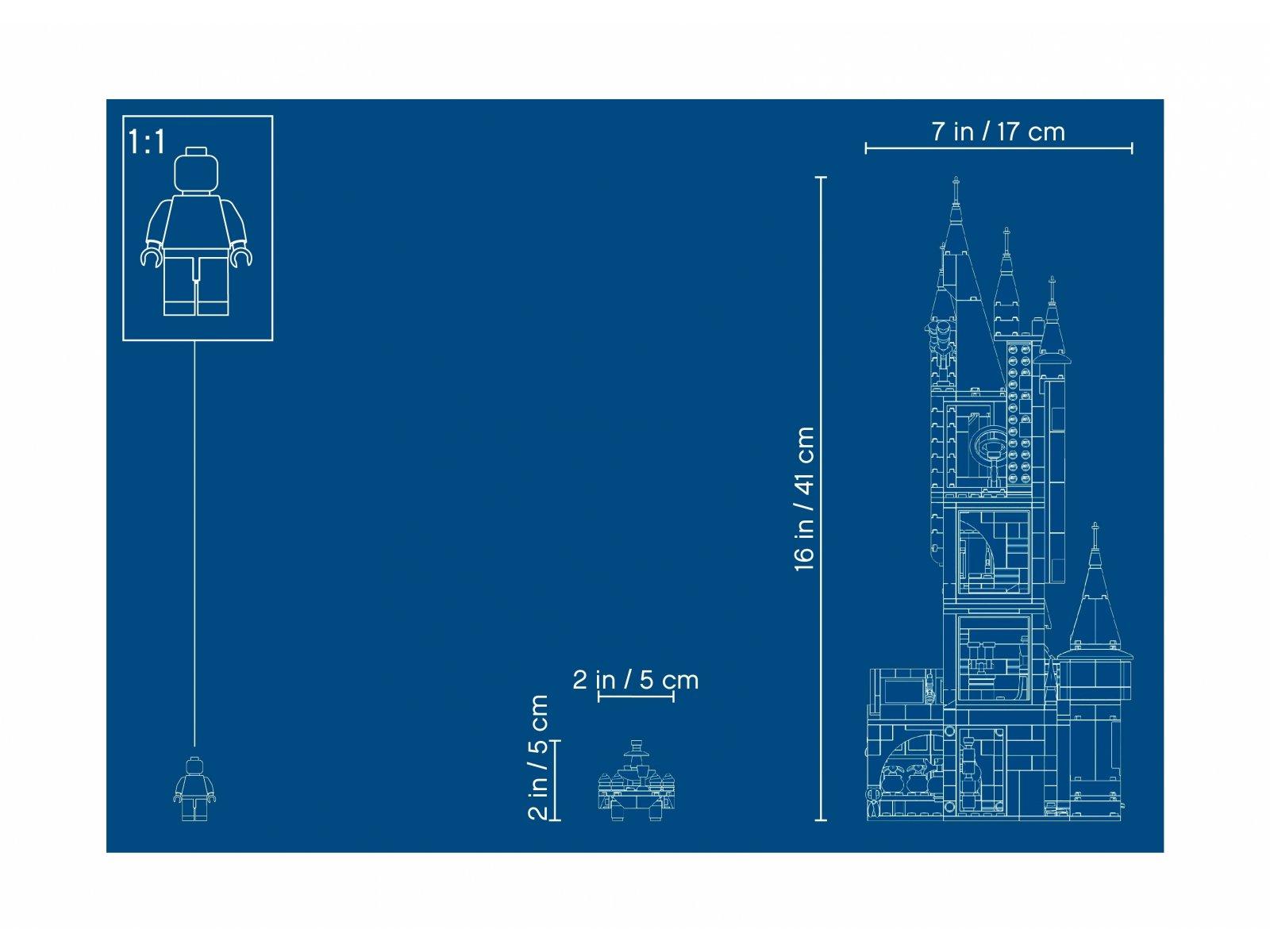 LEGO Harry Potter™ 75969 Wieża Astronomiczna w Hogwarcie™