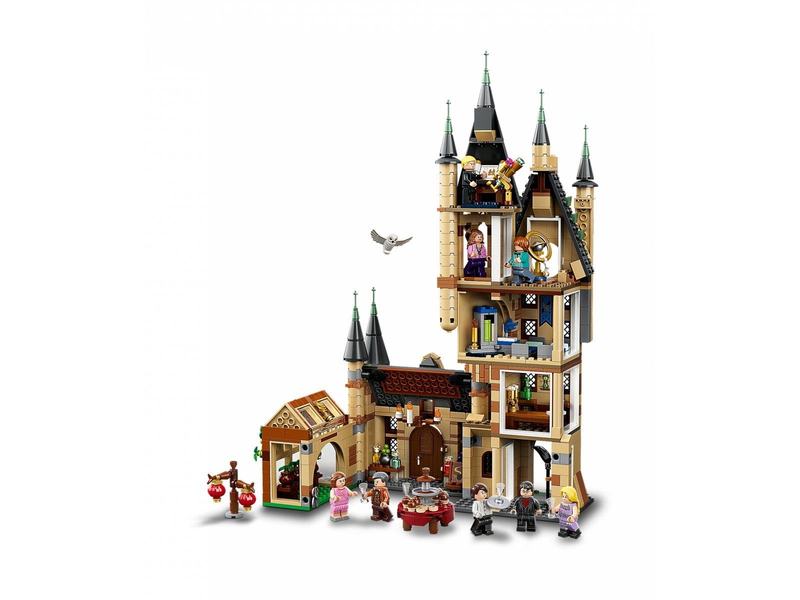 LEGO 75969 Harry Potter™ Wieża Astronomiczna w Hogwarcie™