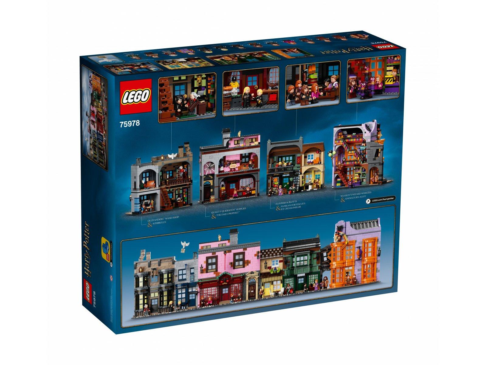 LEGO Harry Potter™ 75978 Ulica Pokątna™
