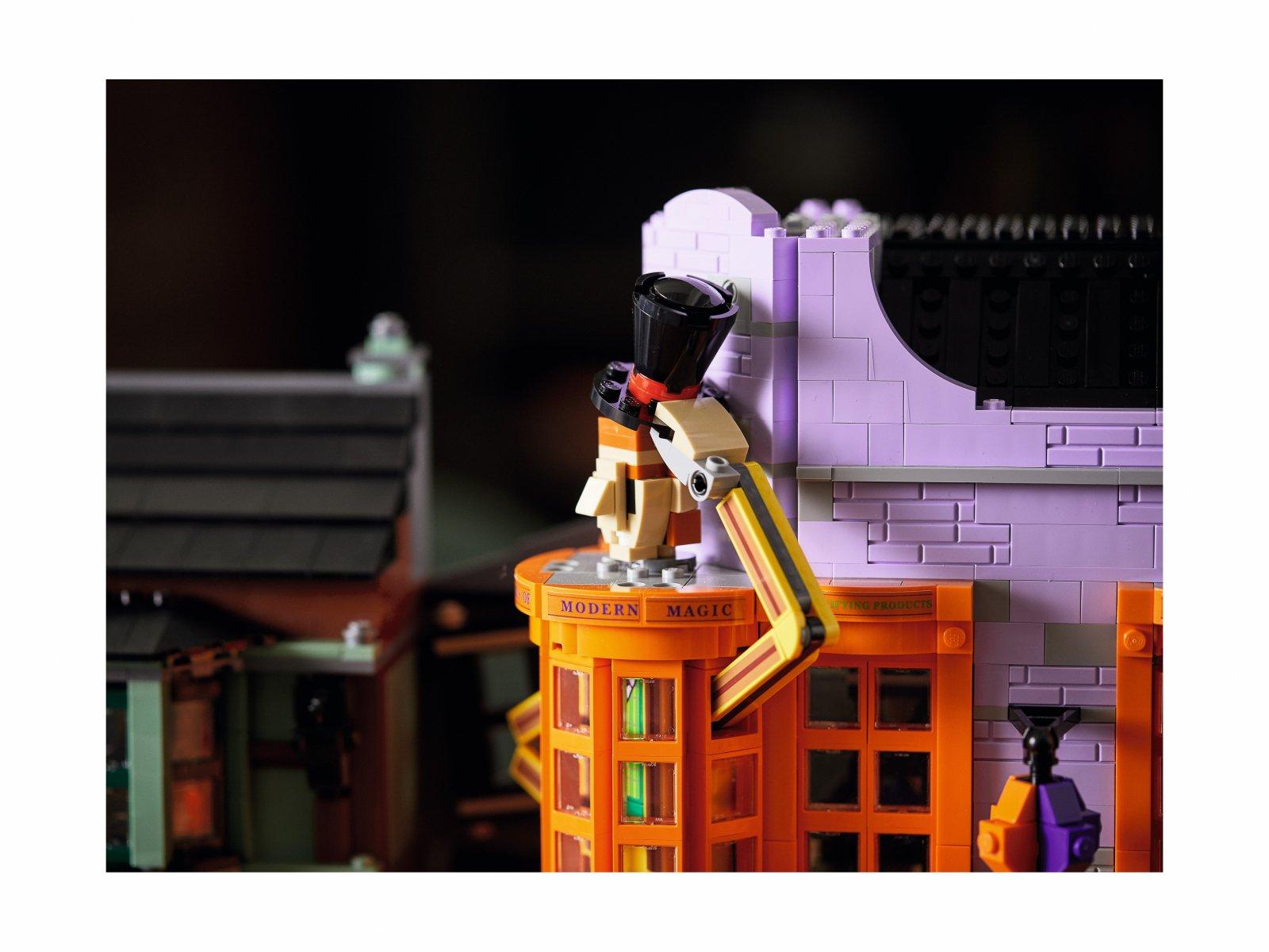 LEGO 75978 Ulica Pokątna™