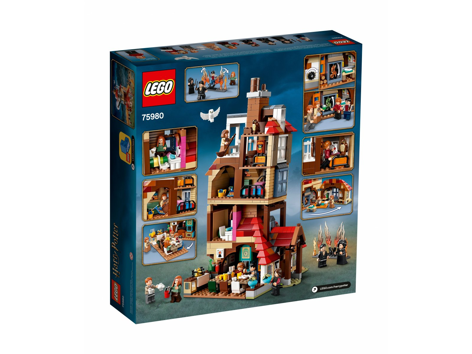LEGO Harry Potter™ Atak na Norę 75980