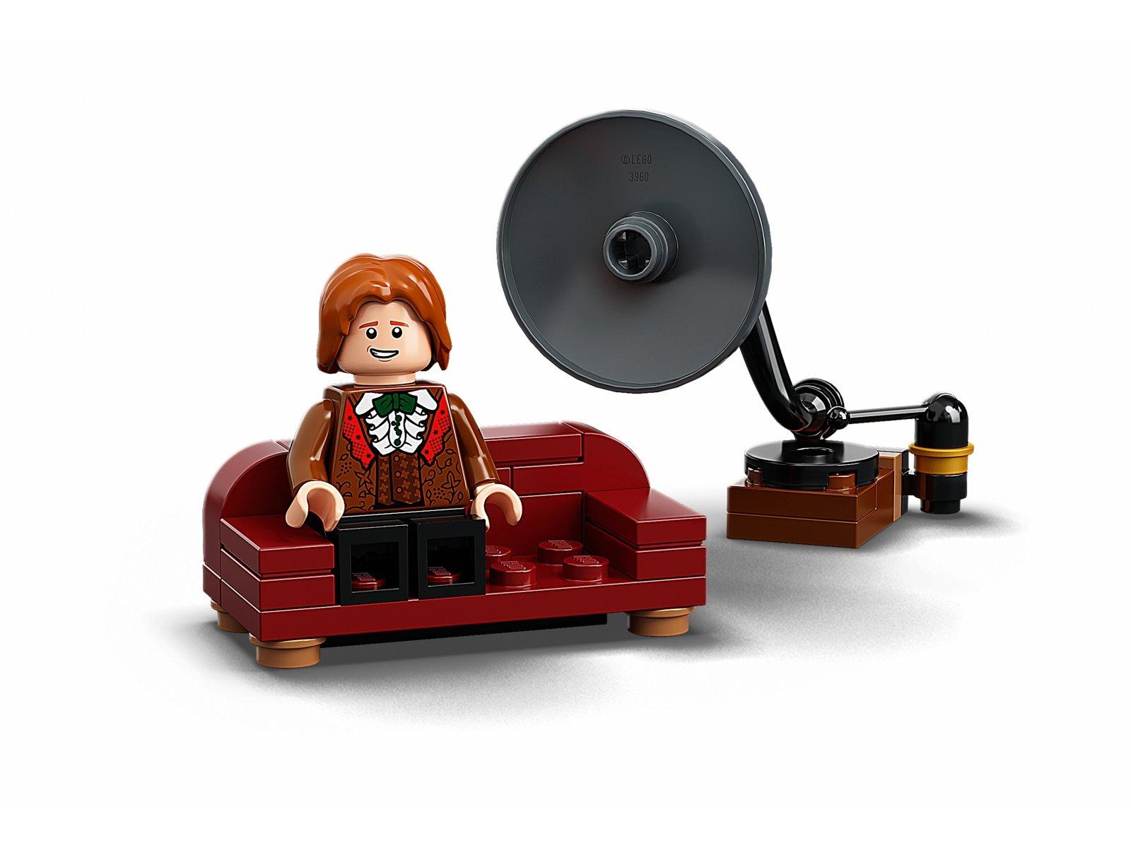 LEGO 75981 Harry Potter Kalendarz adwentowy