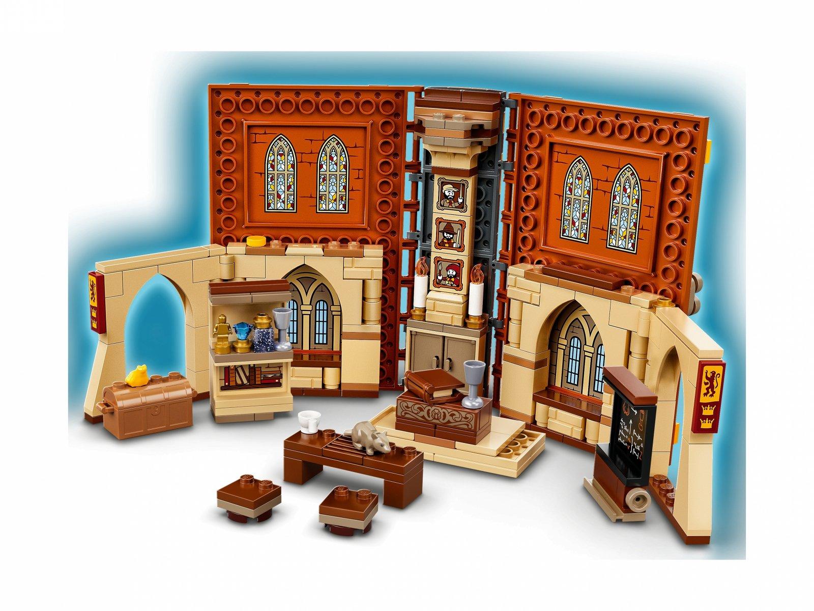LEGO Harry Potter™ 76382 Chwile z Hogwartu™: zajęcia z transfiguracji