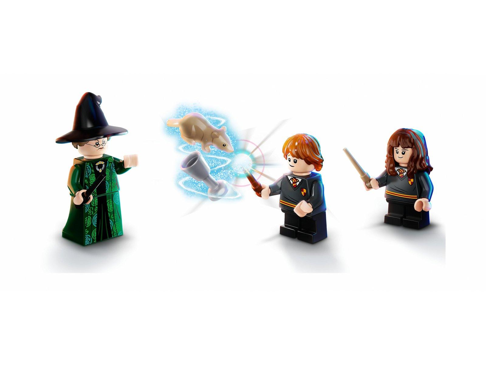 LEGO Harry Potter Chwile z Hogwartu™: zajęcia z transfiguracji 76382