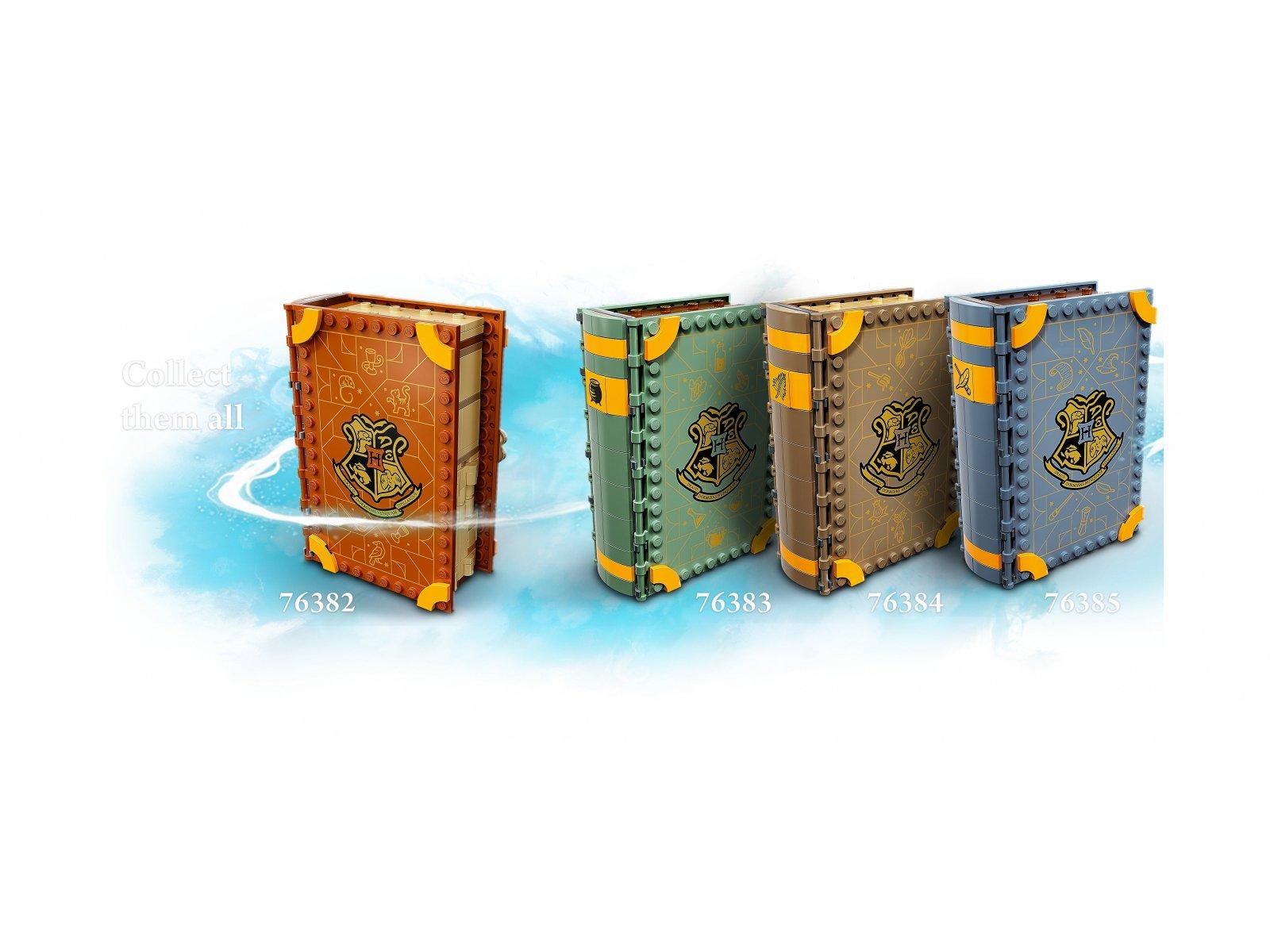LEGO 76382 Chwile z Hogwartu™: zajęcia z transfiguracji