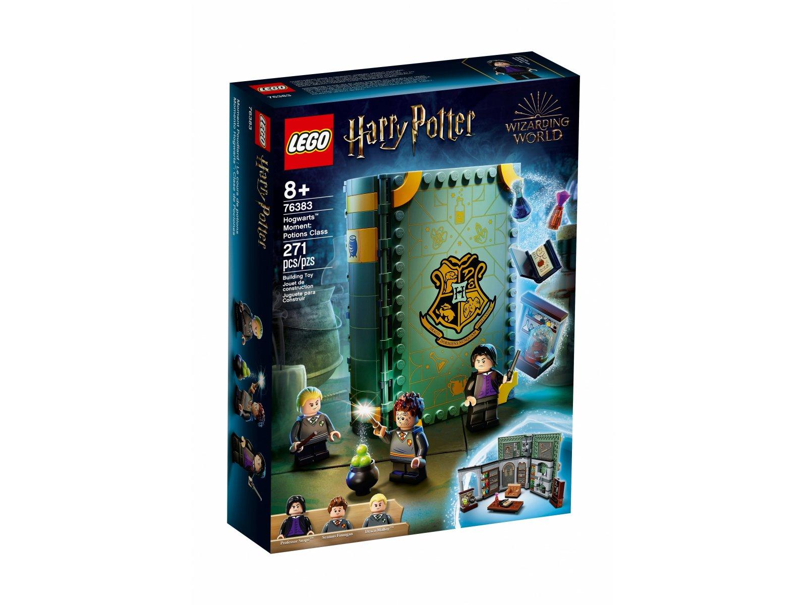 LEGO 76383 Harry Potter Chwile z Hogwartu™: zajęcia z eliksirów