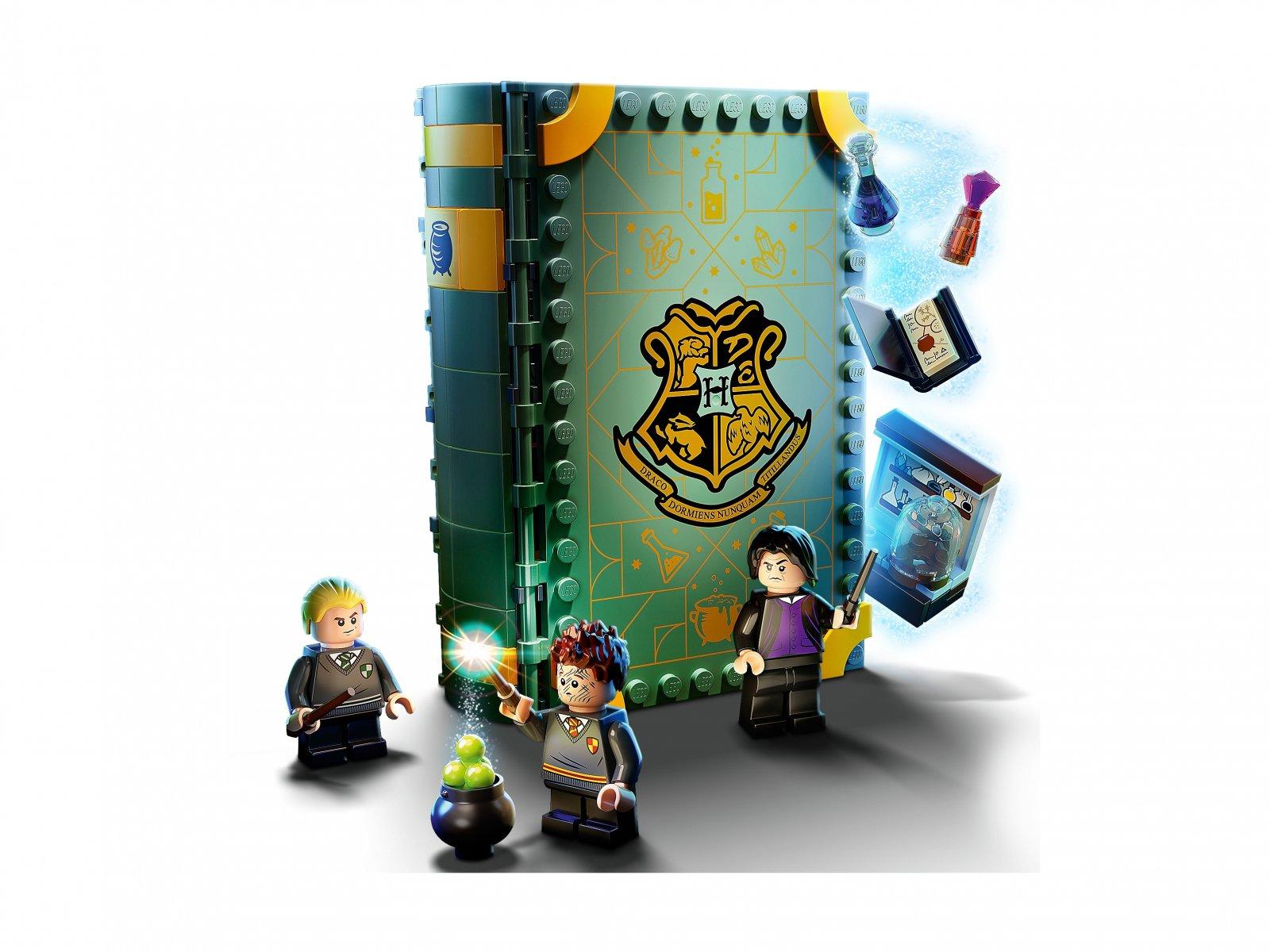 LEGO Harry Potter Chwile z Hogwartu™: zajęcia z eliksirów 76383