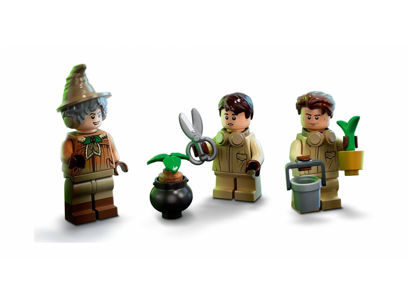 LEGO Harry Potter Chwile z Hogwartu™: zajęcia z zielarstwa 76384