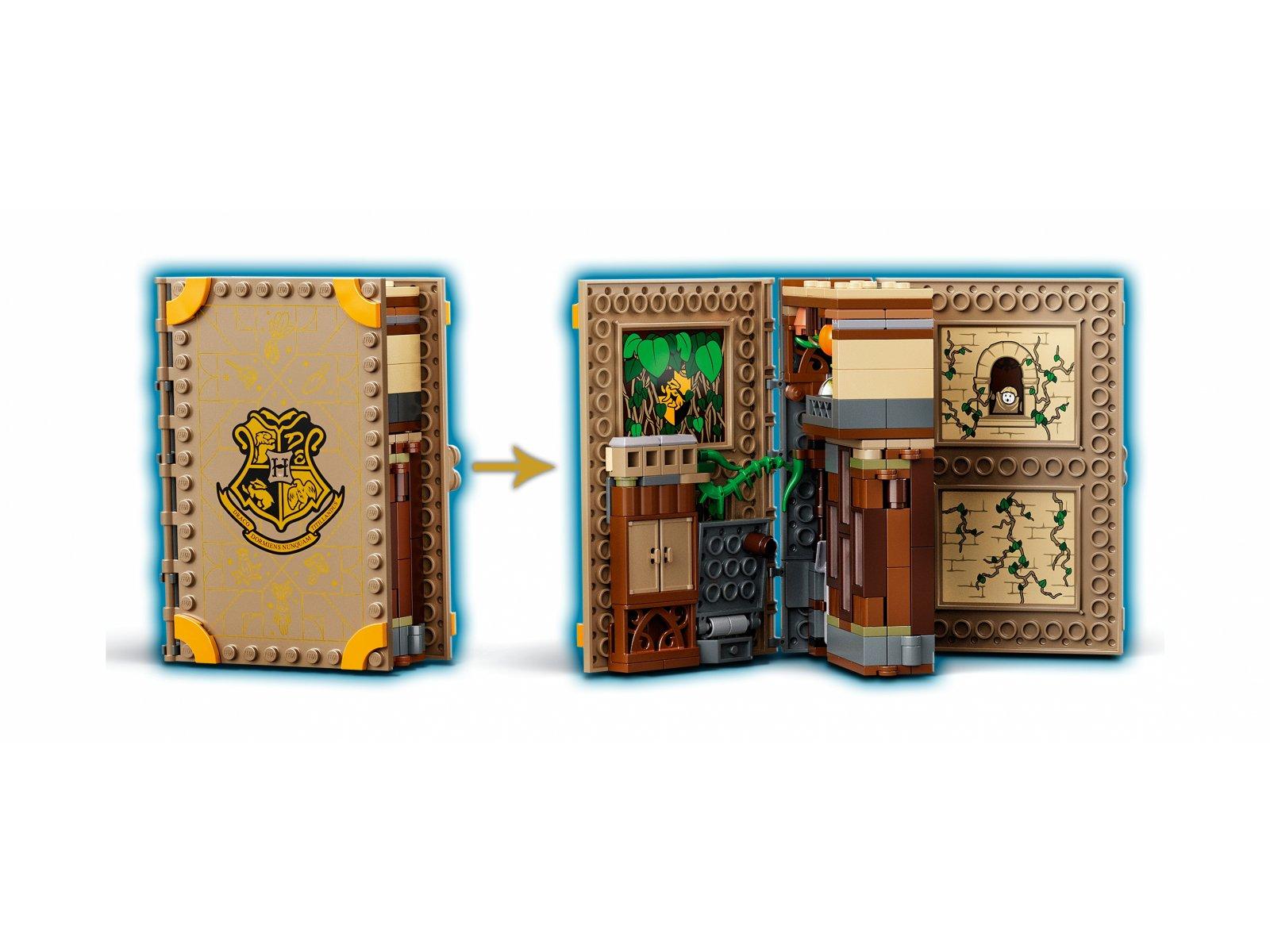 LEGO 76384 Chwile z Hogwartu™: zajęcia z zielarstwa