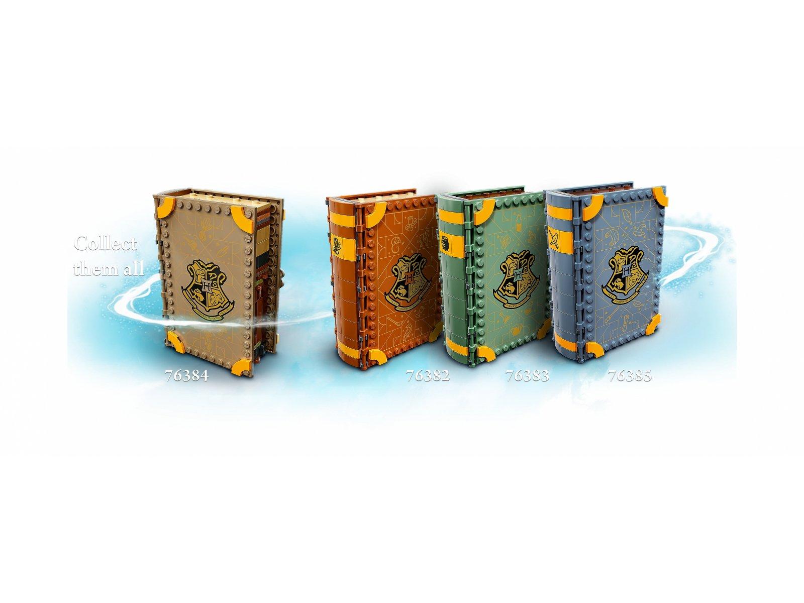 LEGO 76384 Harry Potter Chwile z Hogwartu™: zajęcia z zielarstwa