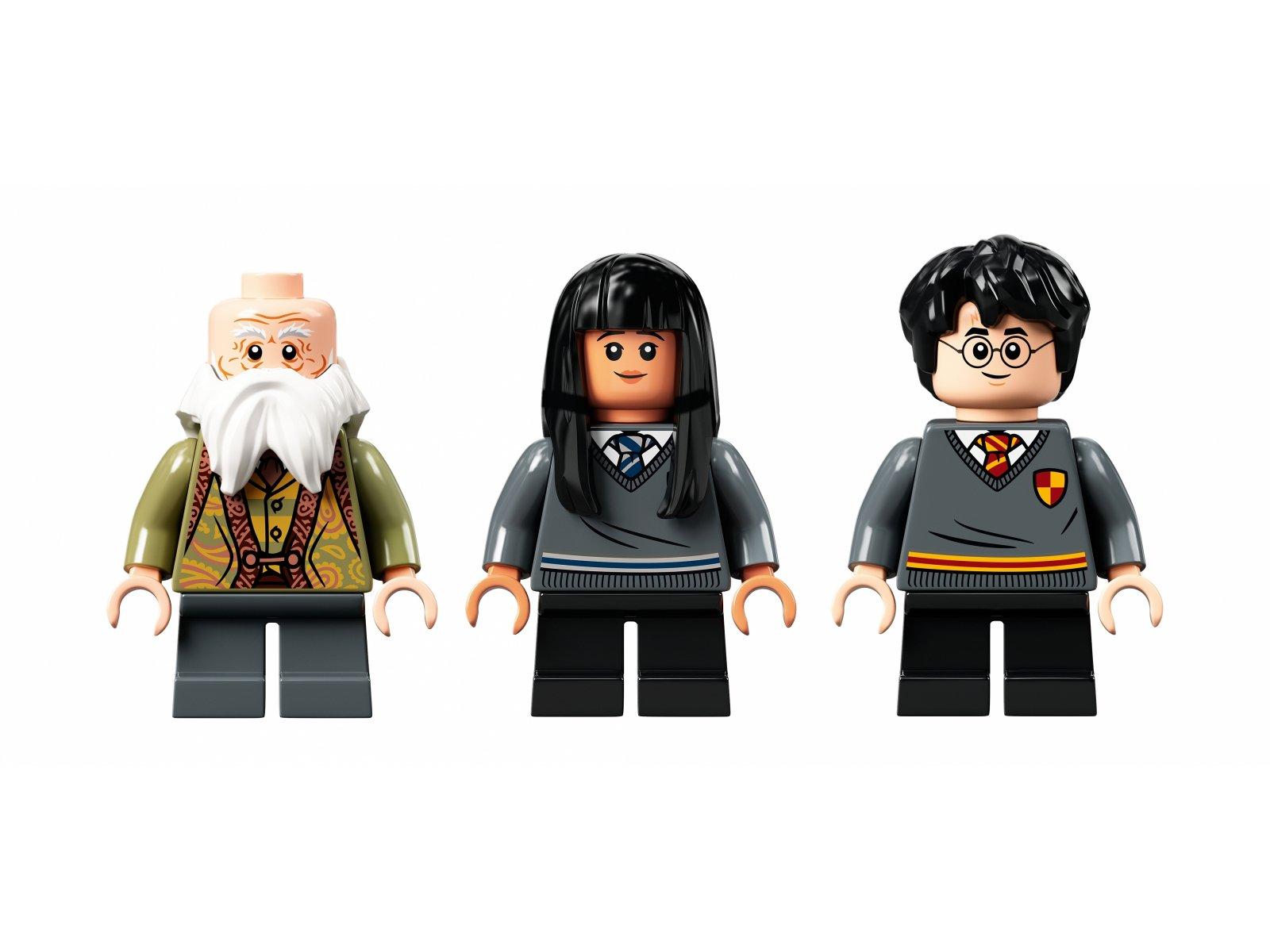 LEGO 76385 Harry Potter Chwile z Hogwartu™: zajęcia z zaklęć i uroków