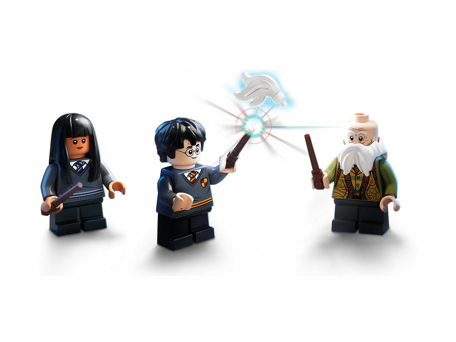 LEGO Harry Potter 76385 Chwile z Hogwartu™: zajęcia z zaklęć i uroków