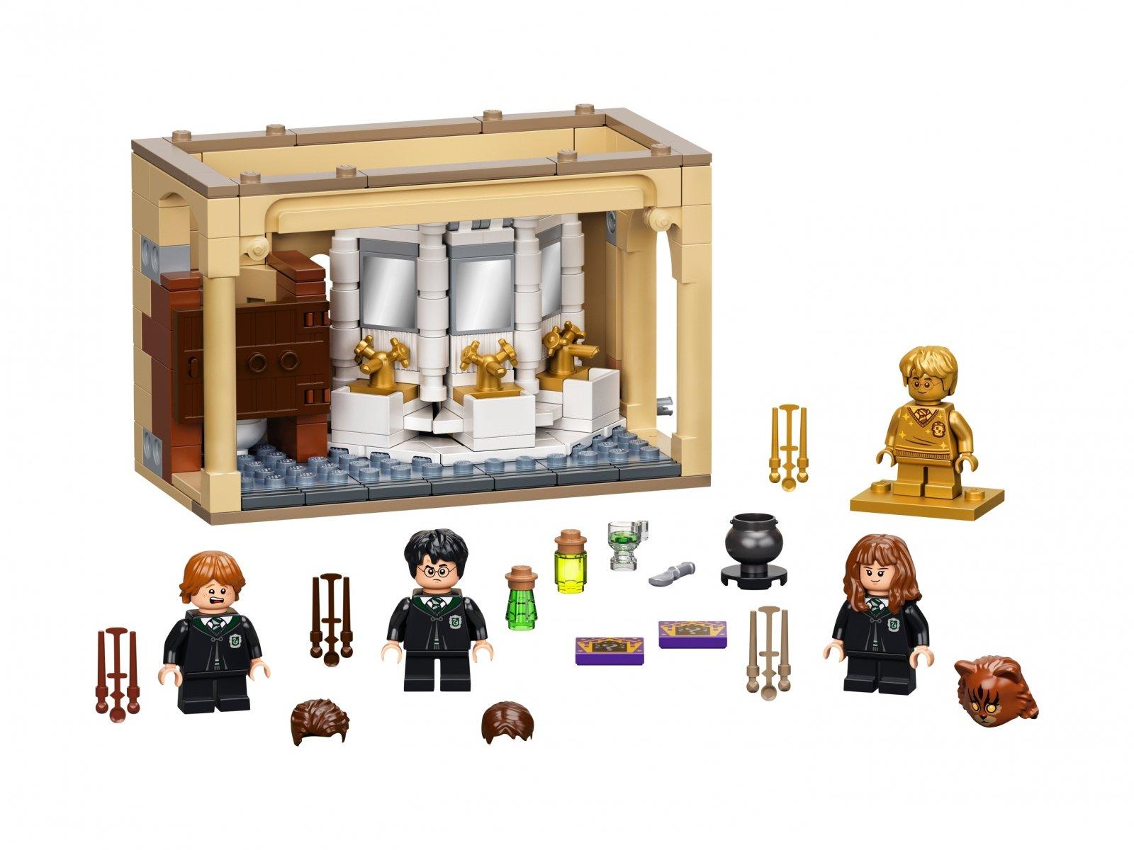 LEGO 76386 Hogwart™: pomyłka z eliksirem wielosokowym