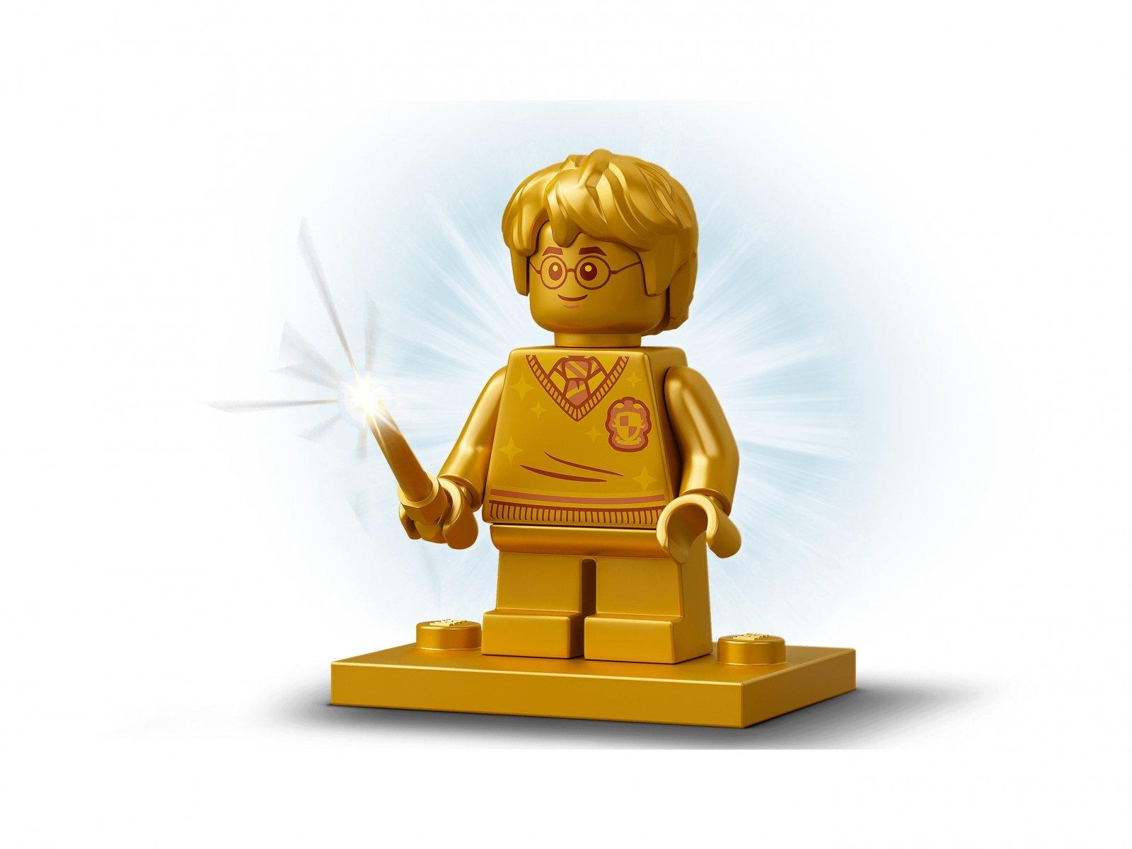 LEGO Harry Potter Hogwart™: pomyłka z eliksirem wielosokowym 76386