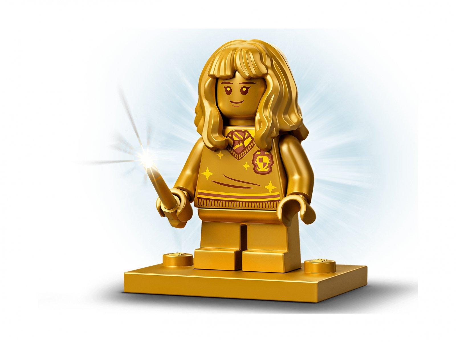 LEGO 76387 Harry Potter Hogwart™: spotkanie z Puszkiem