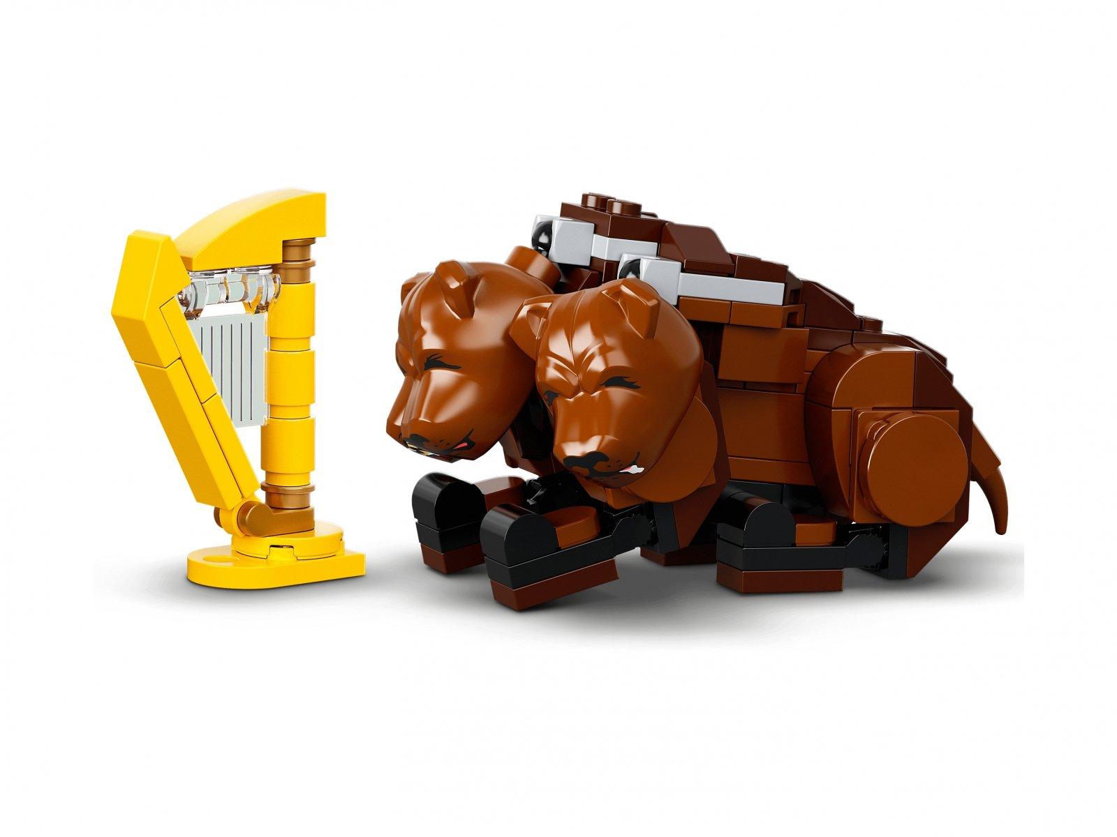 LEGO 76387 Hogwart™: spotkanie z Puszkiem